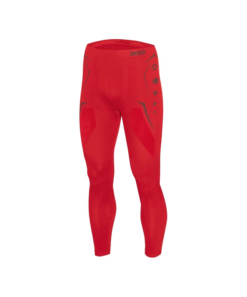 Jako Hose Comfort Long Tight Kinder Rot F01 - rot