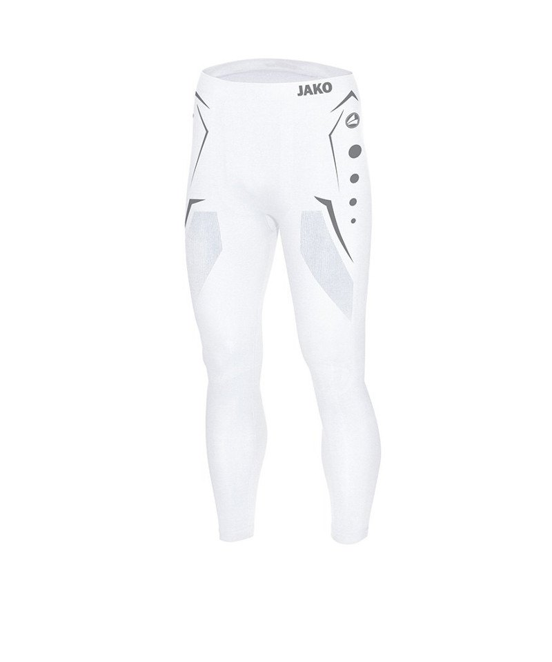Jako Hose Comfort Long Tight Weiss F00 - weiss