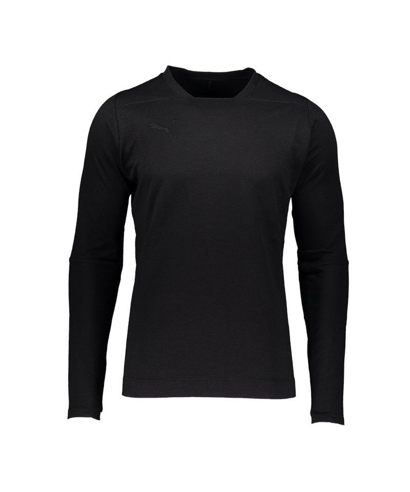 PUMA FINAL Casuals Sweatshirt Schwarz F03 - schwarz