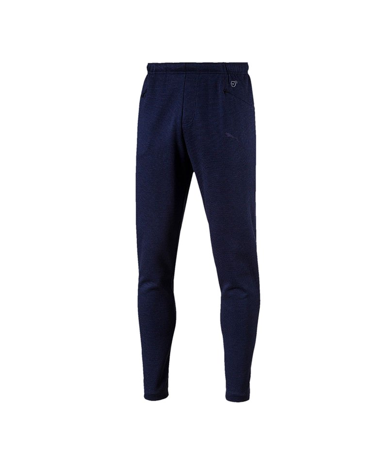 PUMA FINAL Casuals Sweat Pant Hose Blau F36 - blau
