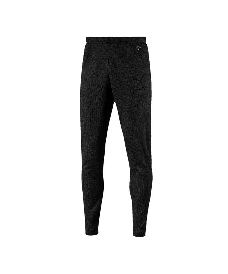 PUMA FINAL Casuals Sweat Pant Hose Grau F33 - grau