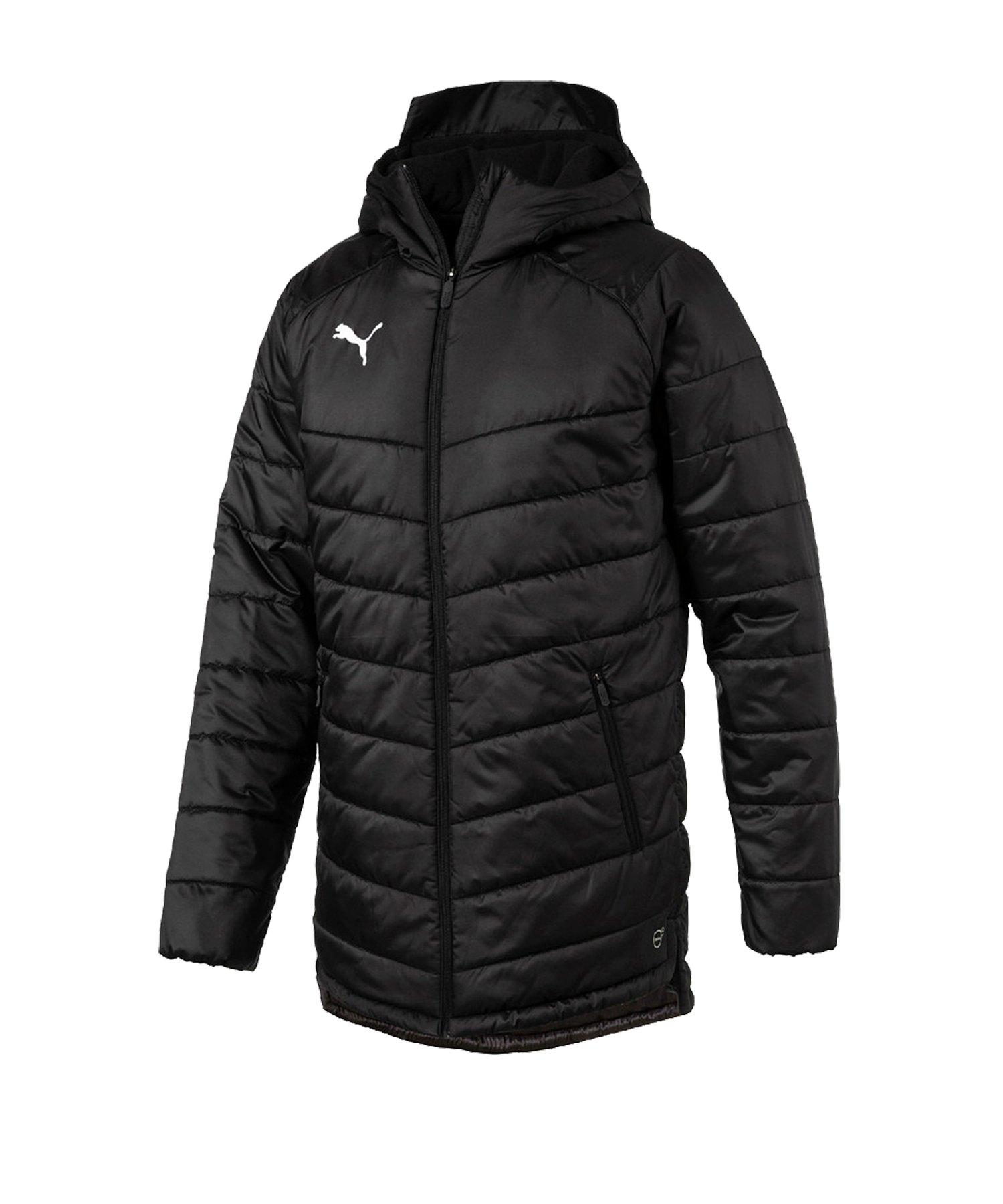 PUMA LIGA Sideline Bench Jacket Coachjacke F03 - schwarz