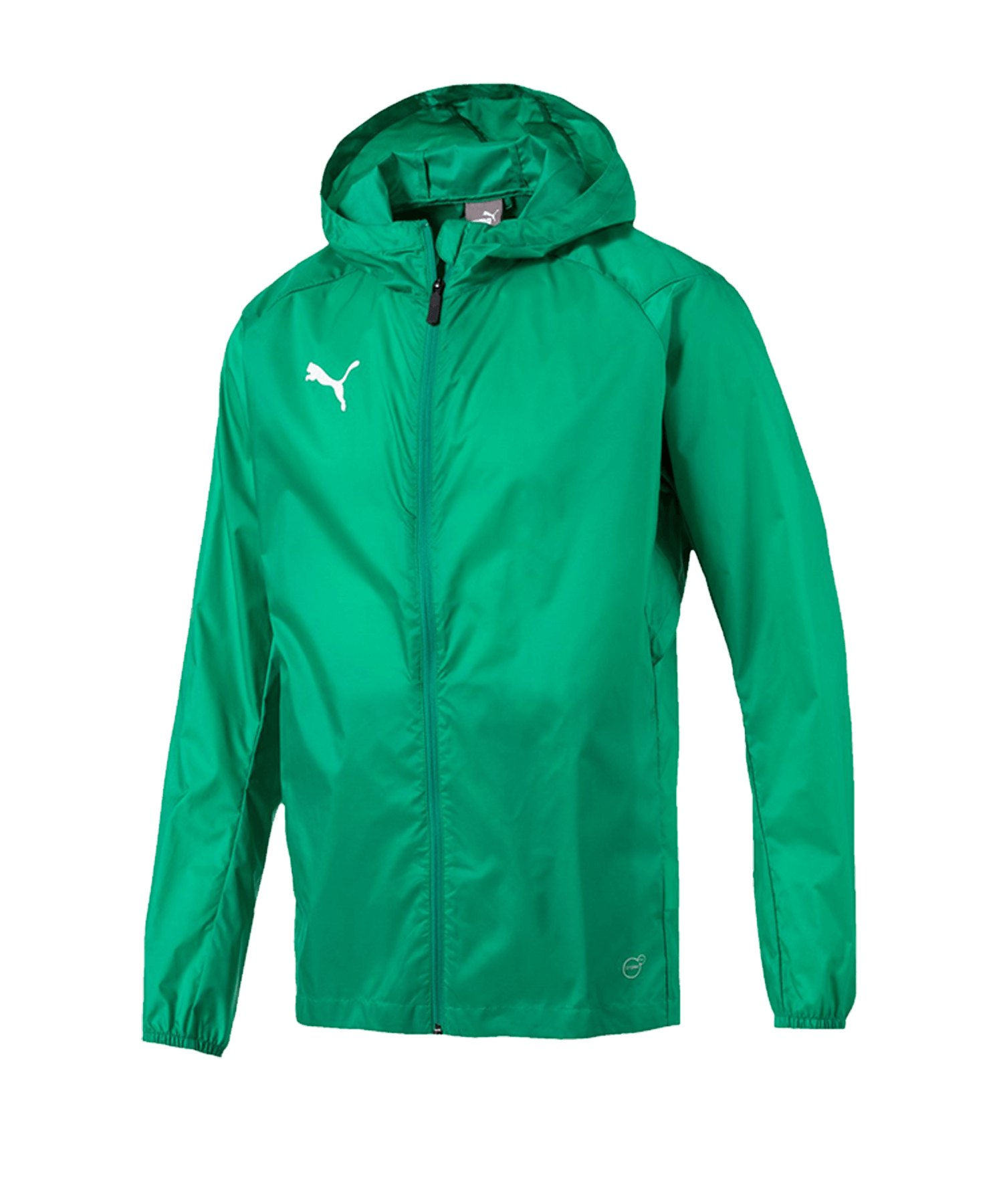 PUMA LIGA Training Rain Jacket Jacke Grün F05 - gruen