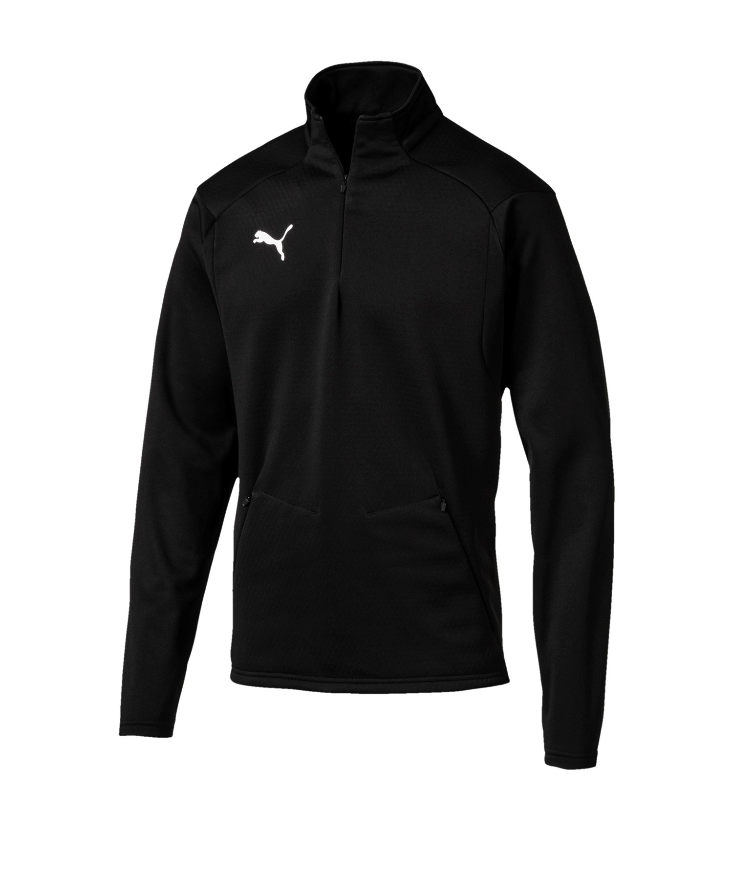 PUMA LIGA Training Fleece Sweatshirt Schwarz F03 - schwarz