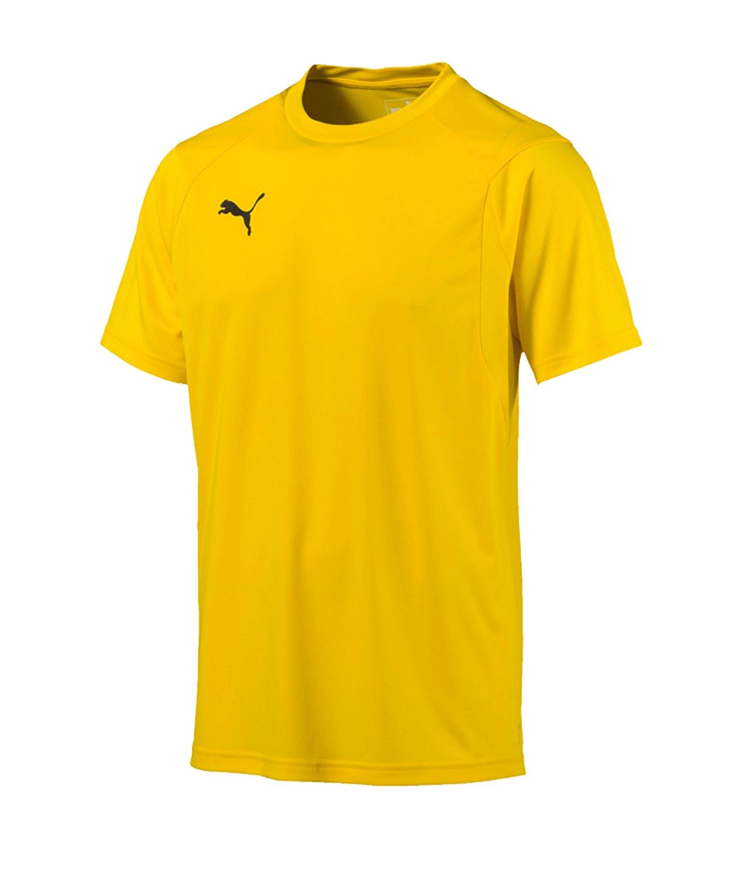 PUMA LIGA Training T-Shirt Gelb F07 - gelb