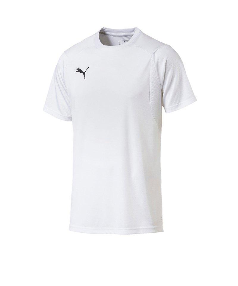 PUMA LIGA Training T-Shirt Weiss F04 - weiss