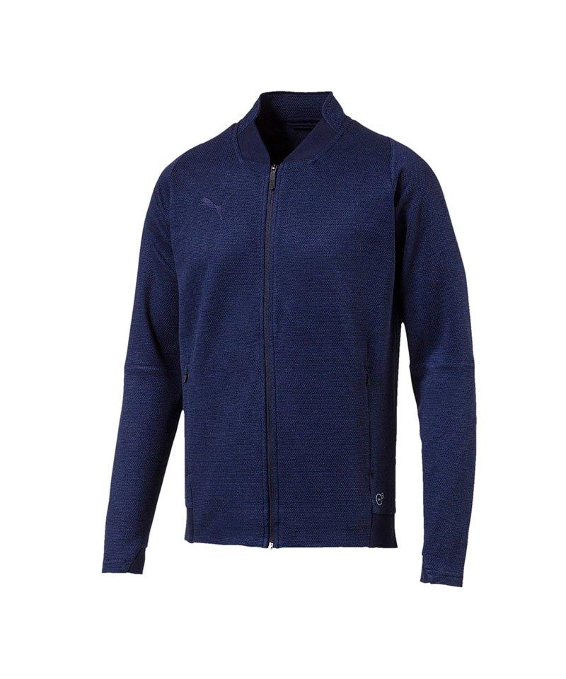 PUMA LIGA Casuals Jacket Jacke Blau F36 - blau