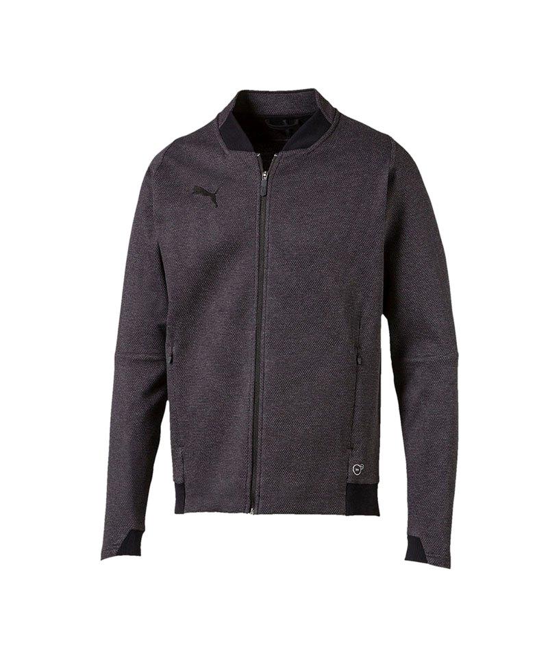PUMA LIGA Casuals Jacket Jacke Grau F33 - grau