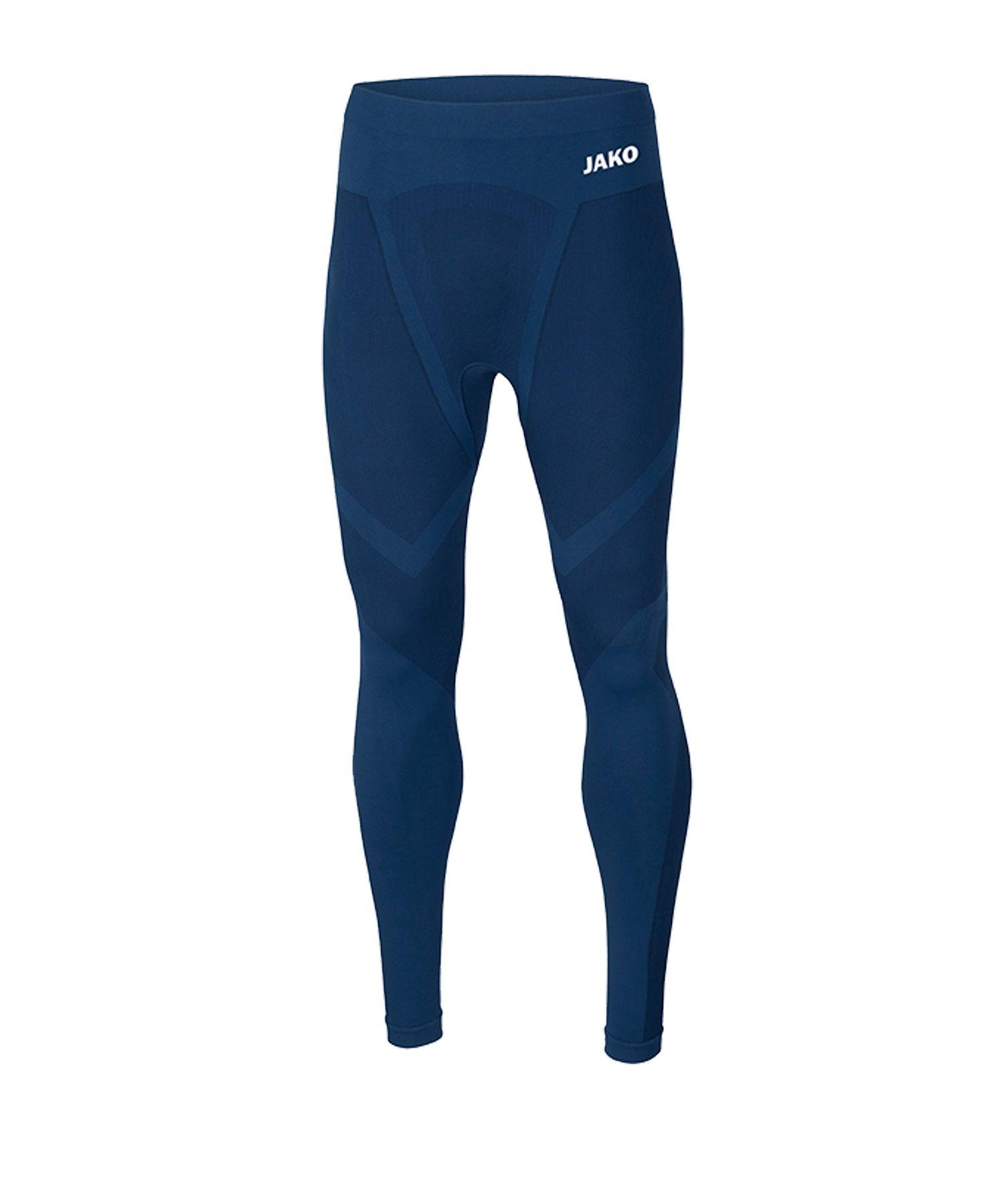JAKO Comfort 2.0 Long Tight Kids Blau F09 - blau