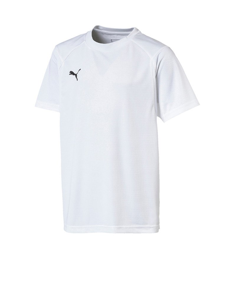 PUMA LIGA Training T-Shirt Kids Weiss F04 - weiss