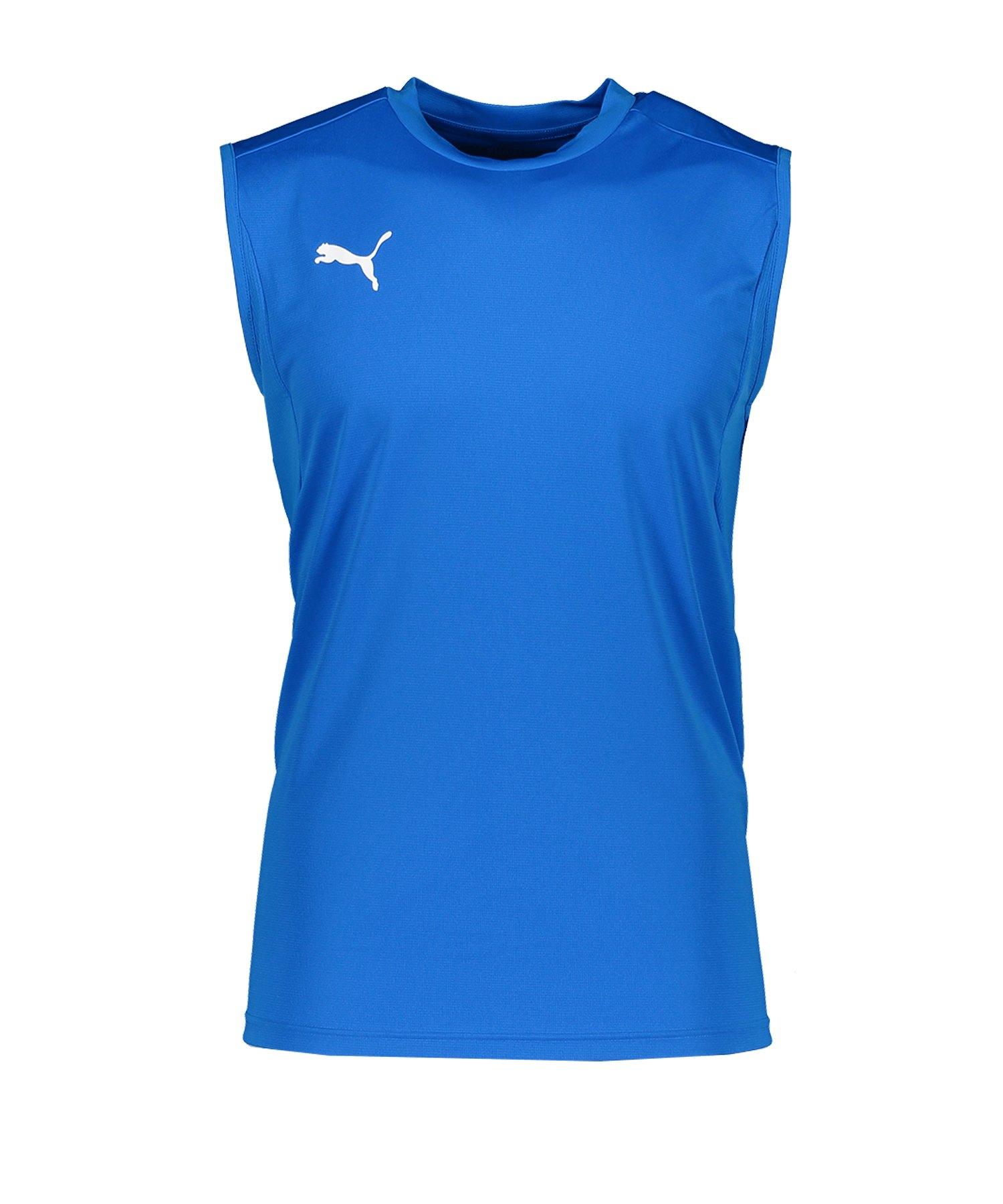 PUMA LIGA Training Jersey Sleeveless Blau F02 - blau