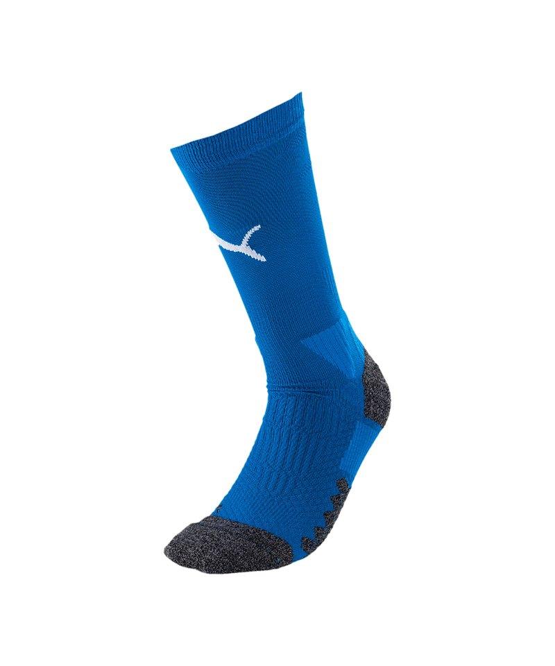 PUMA LIGA Crew Training Socks Socken Blau F02 - blau