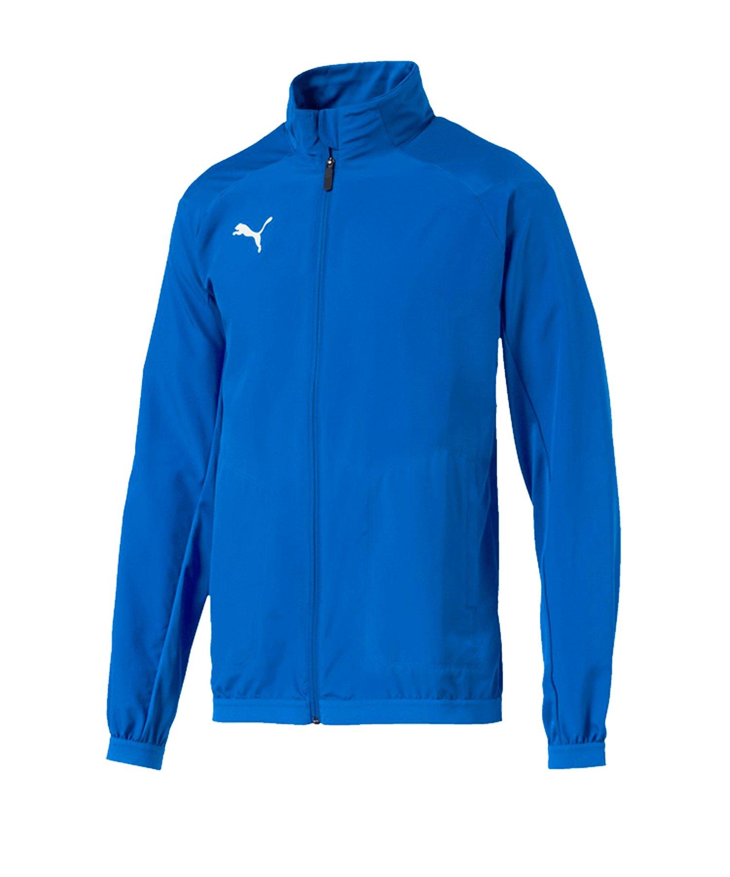 PUMA LIGA Sideline Jacket Jacke Blau F02 - blau