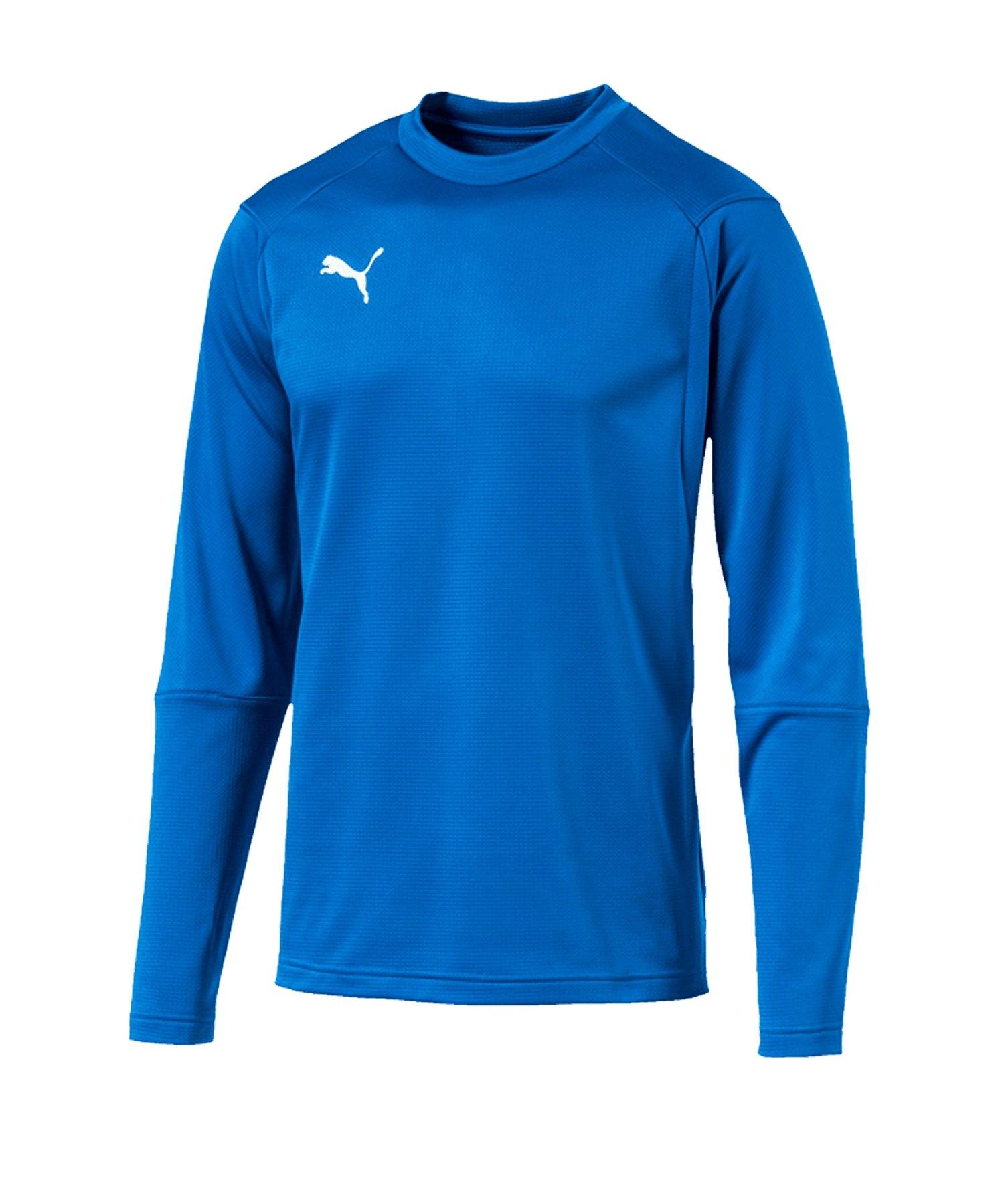 PUMA LIGA Training Sweatshirt Blau F02 - blau