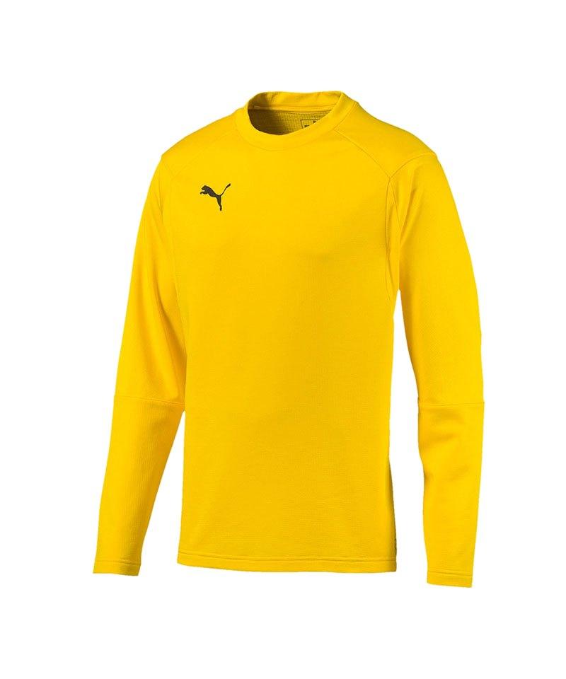 PUMA LIGA Training Sweatshirt Gelb F07 - gelb