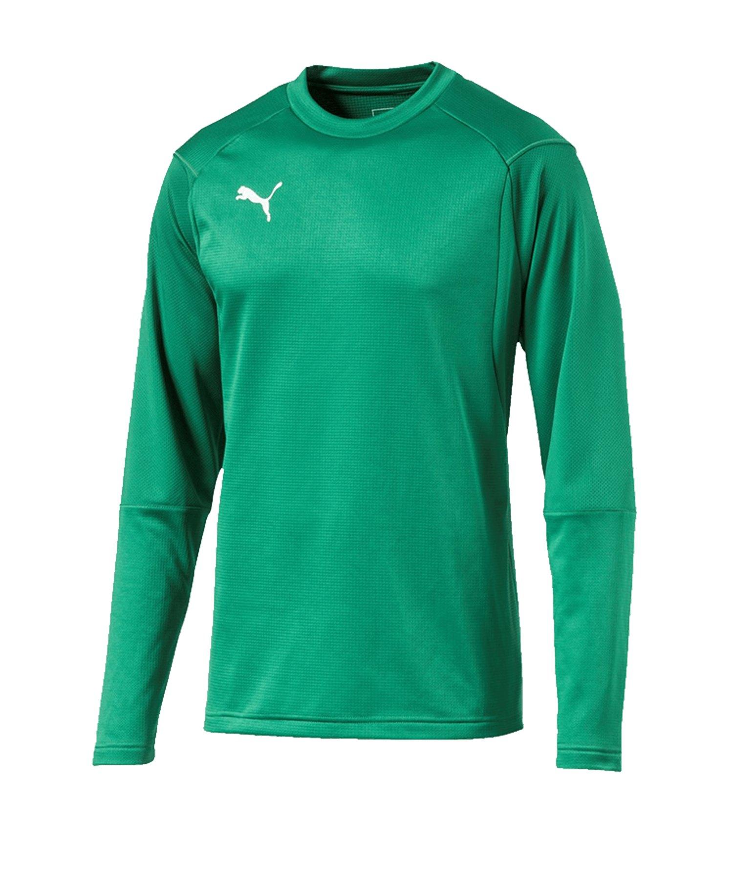 PUMA LIGA Training Sweatshirt Grün F05 - gruen