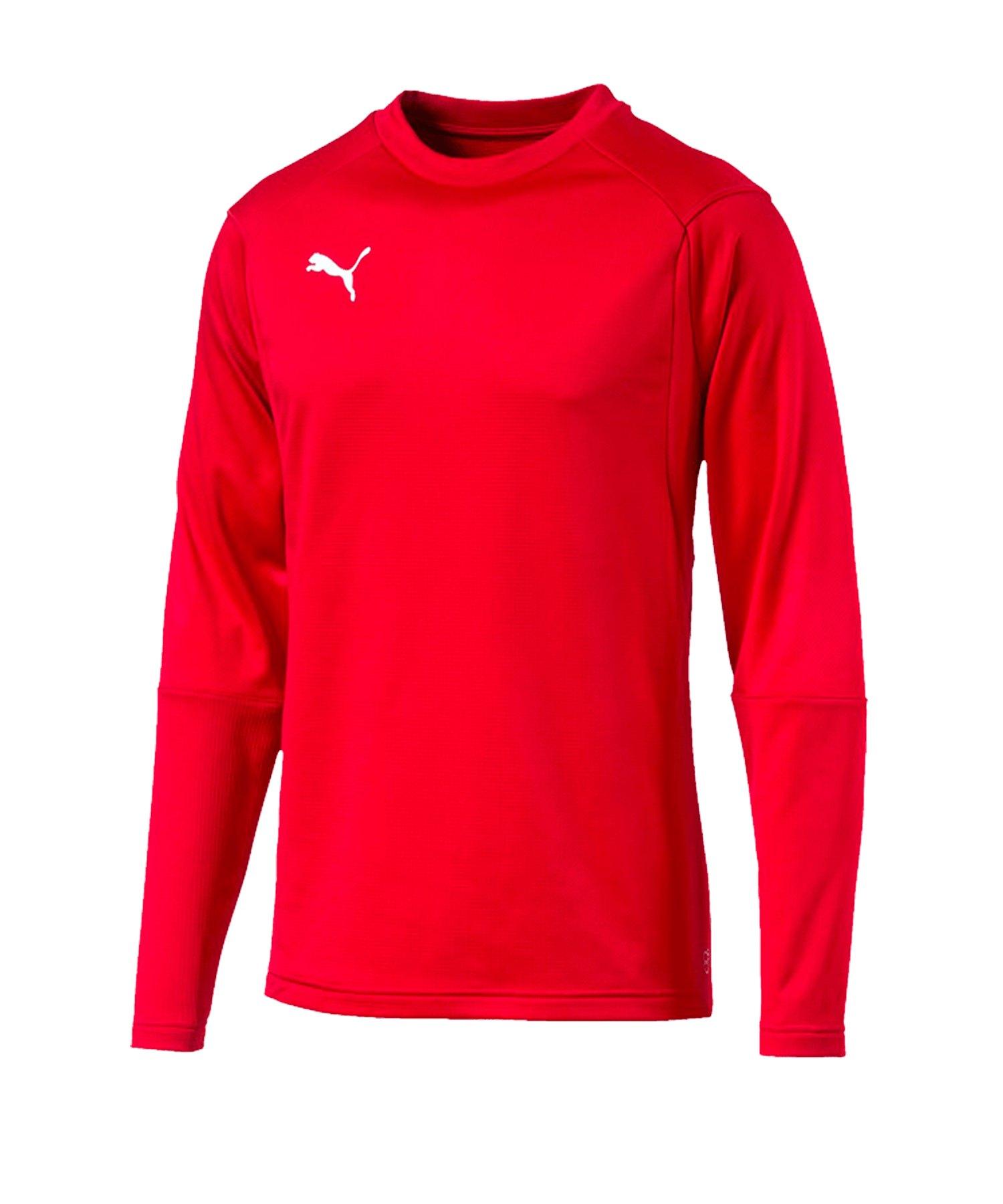 PUMA LIGA Training Sweatshirt Rot F01 - rot