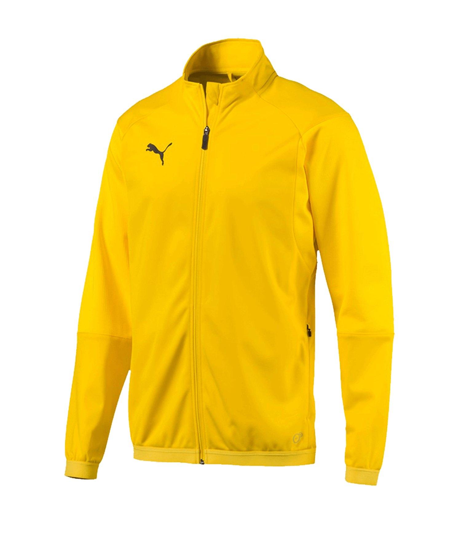 PUMA LIGA Training Jacket Trainingsjacke Gelb F07 - gelb