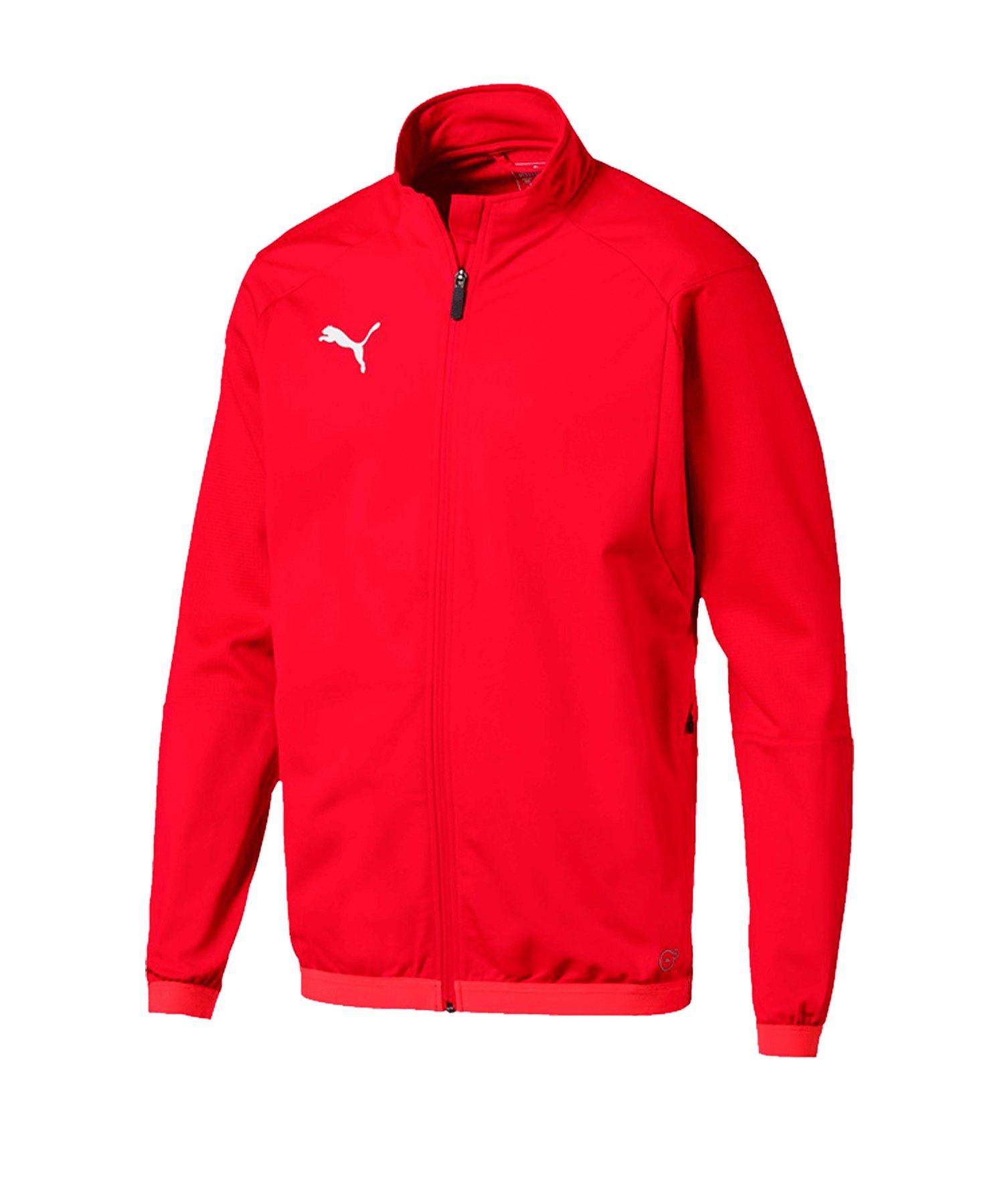 PUMA LIGA Training Jacket Trainingsjacke Rot F01 - rot