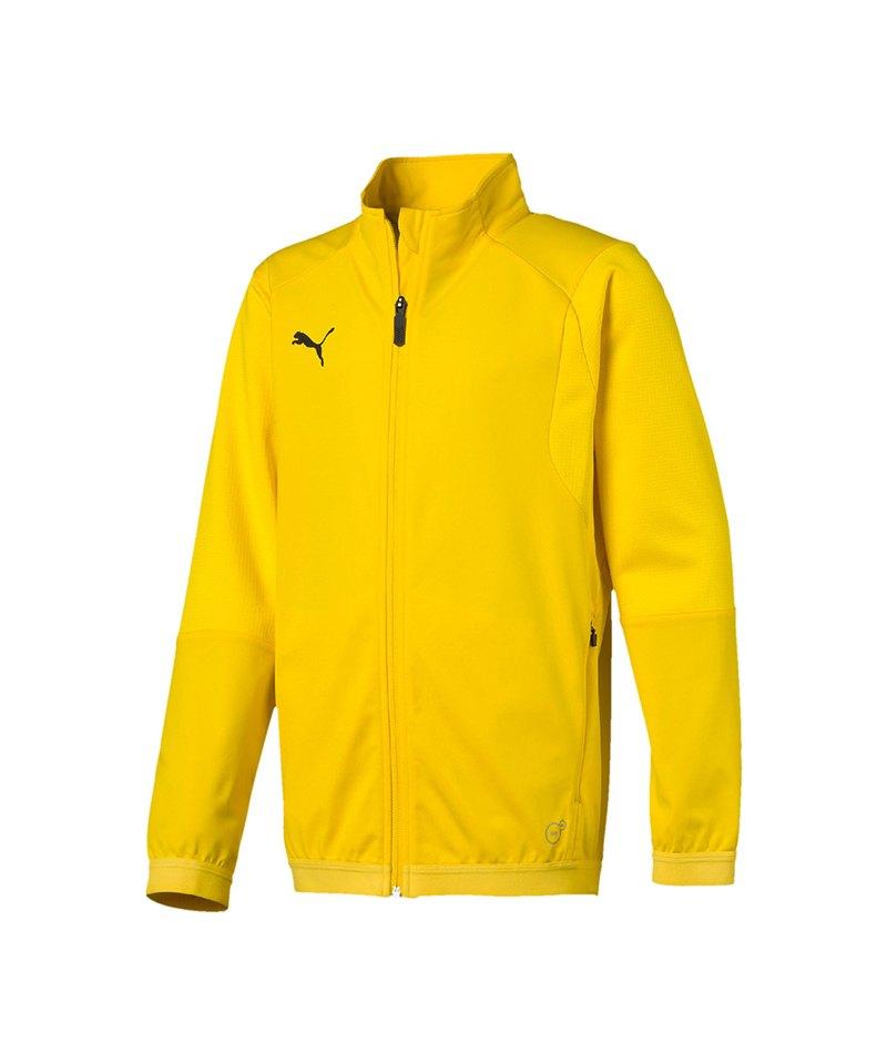 PUMA LIGA Training Jacket Trainingsjacke Kids F07 - gelb