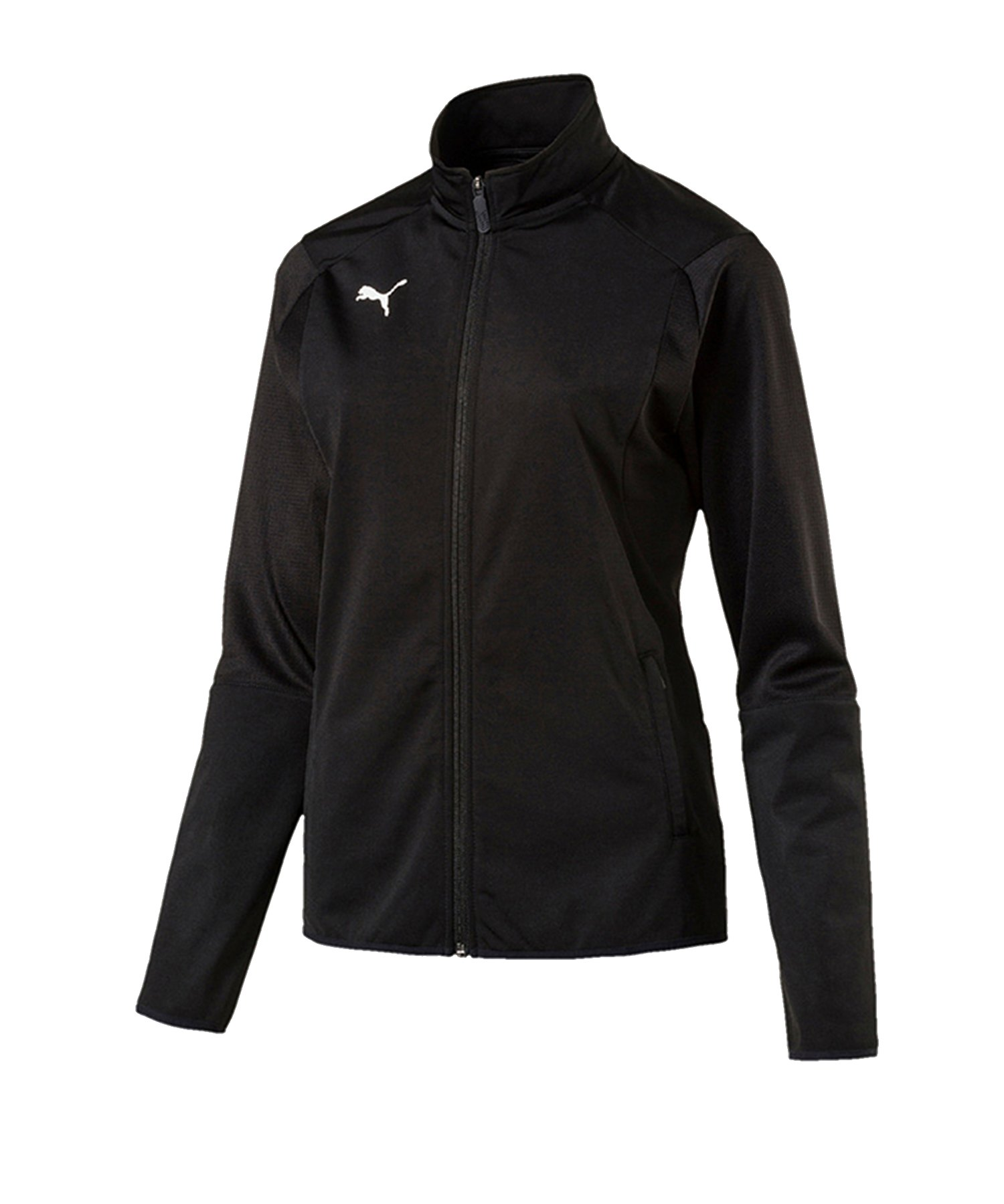 PUMA LIGA Trainingsjacke Damen Schwarz F03 - schwarz