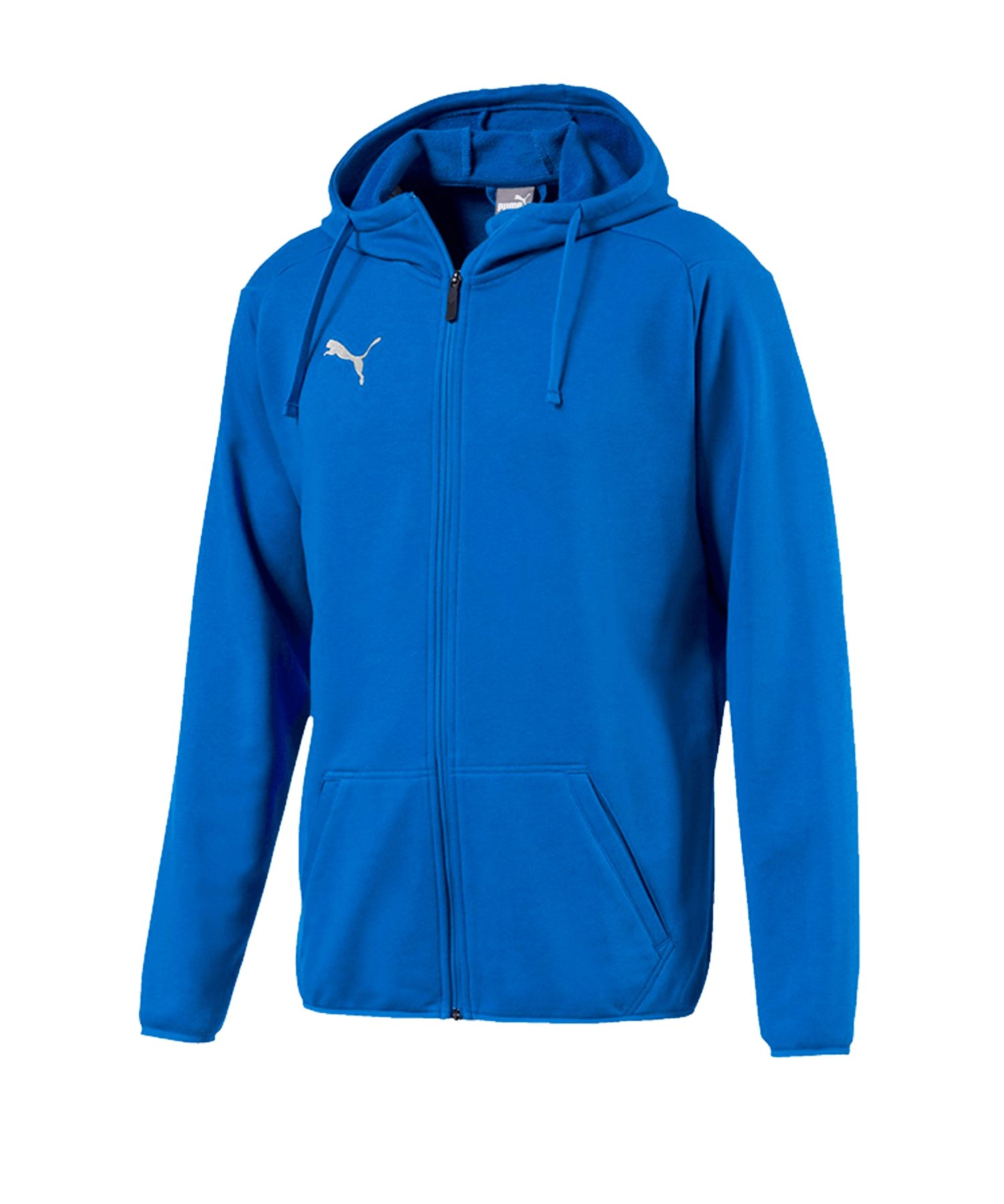 PUMA LIGA Casual Jacket Jacke Blau F02 - blau