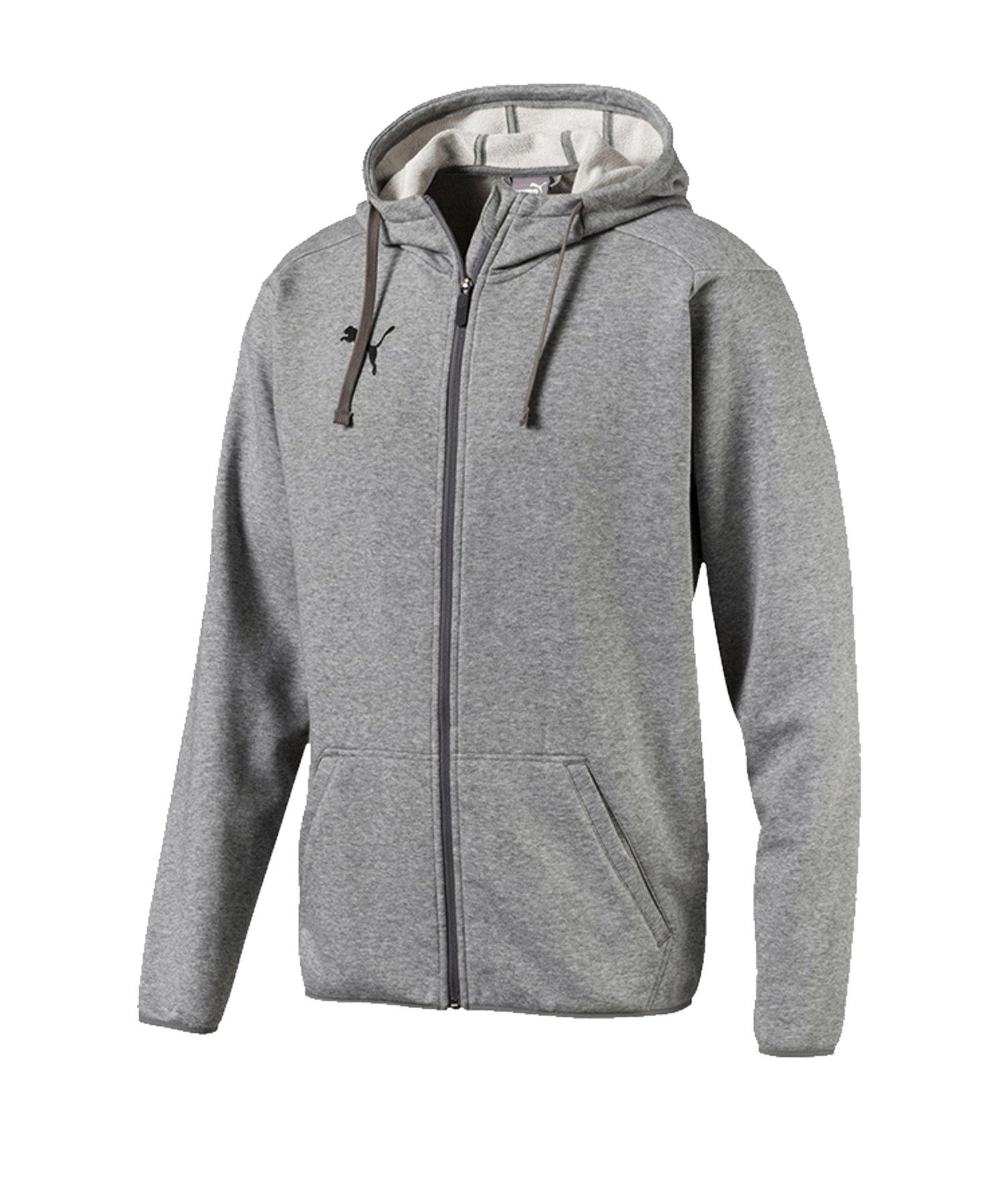 PUMA LIGA Casual Jacket Jacke Grau F33 - grau