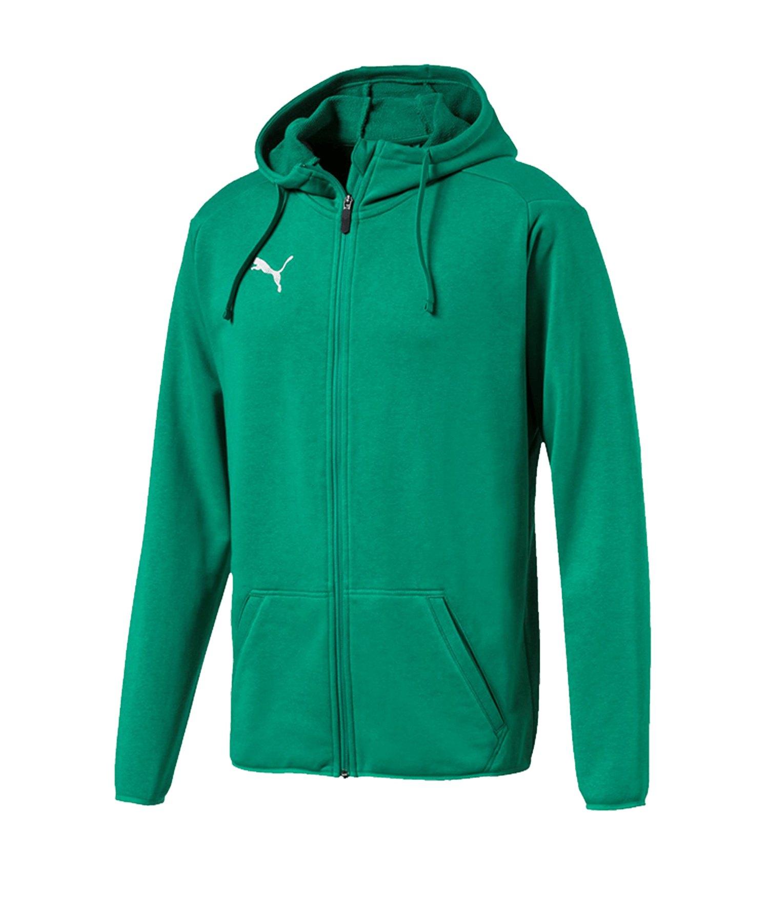 PUMA LIGA Casual Jacket Jacke Grün F05 - gruen