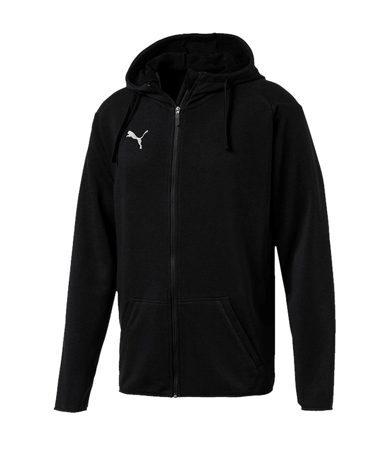 PUMA LIGA Casual Jacket Jacke Schwarz F03 - schwarz