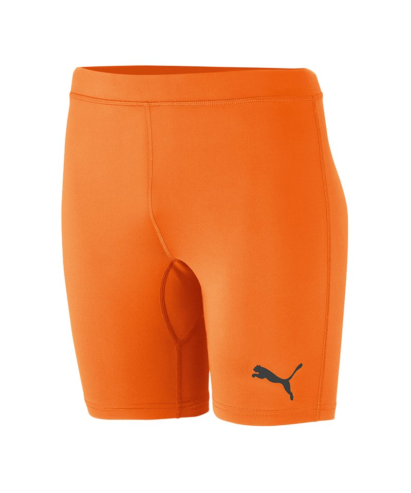 PUMA LIGA Baselayer Short Orange F08 - orange