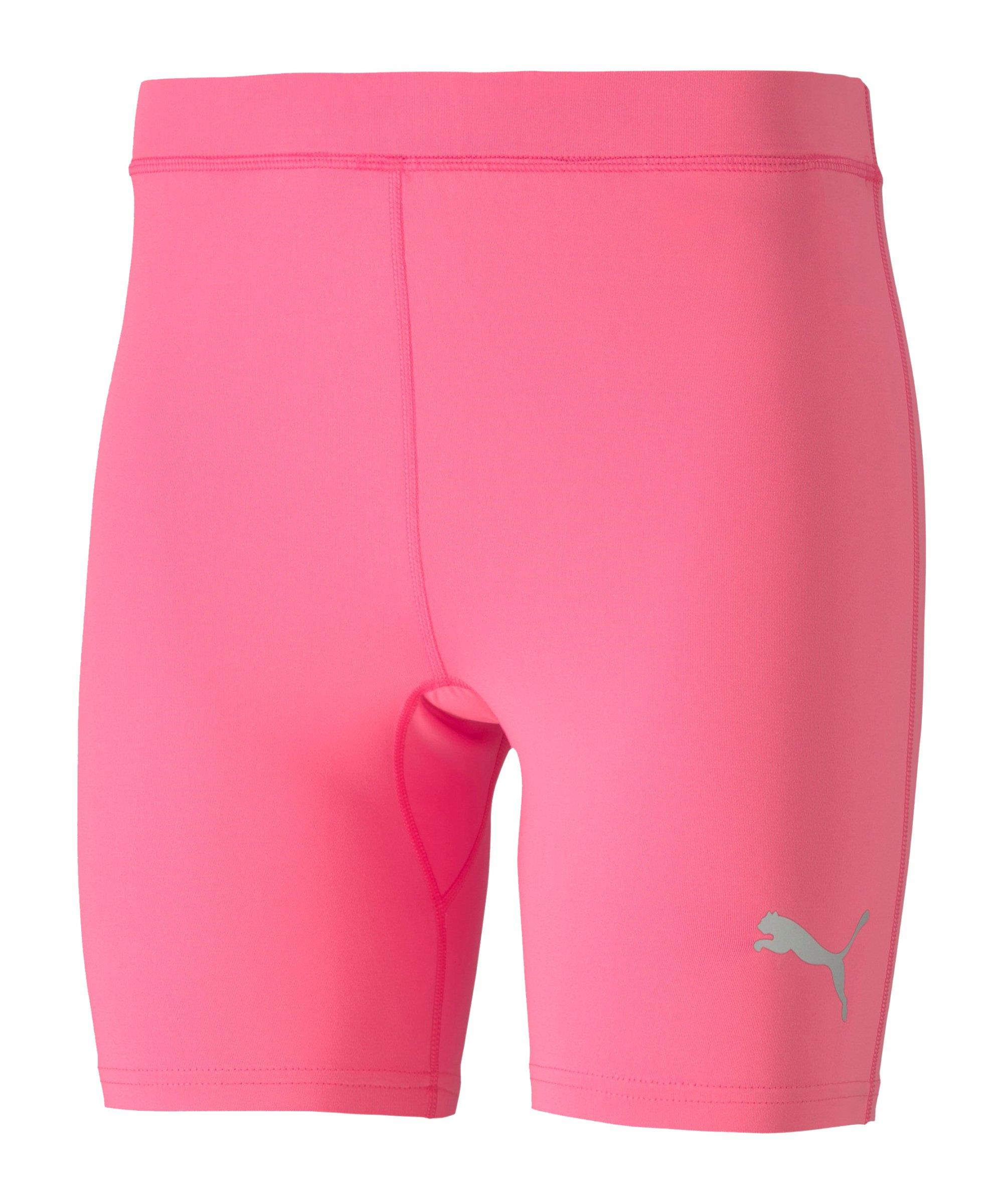 PUMA LIGA Baselayer Short Pink F29 - pink