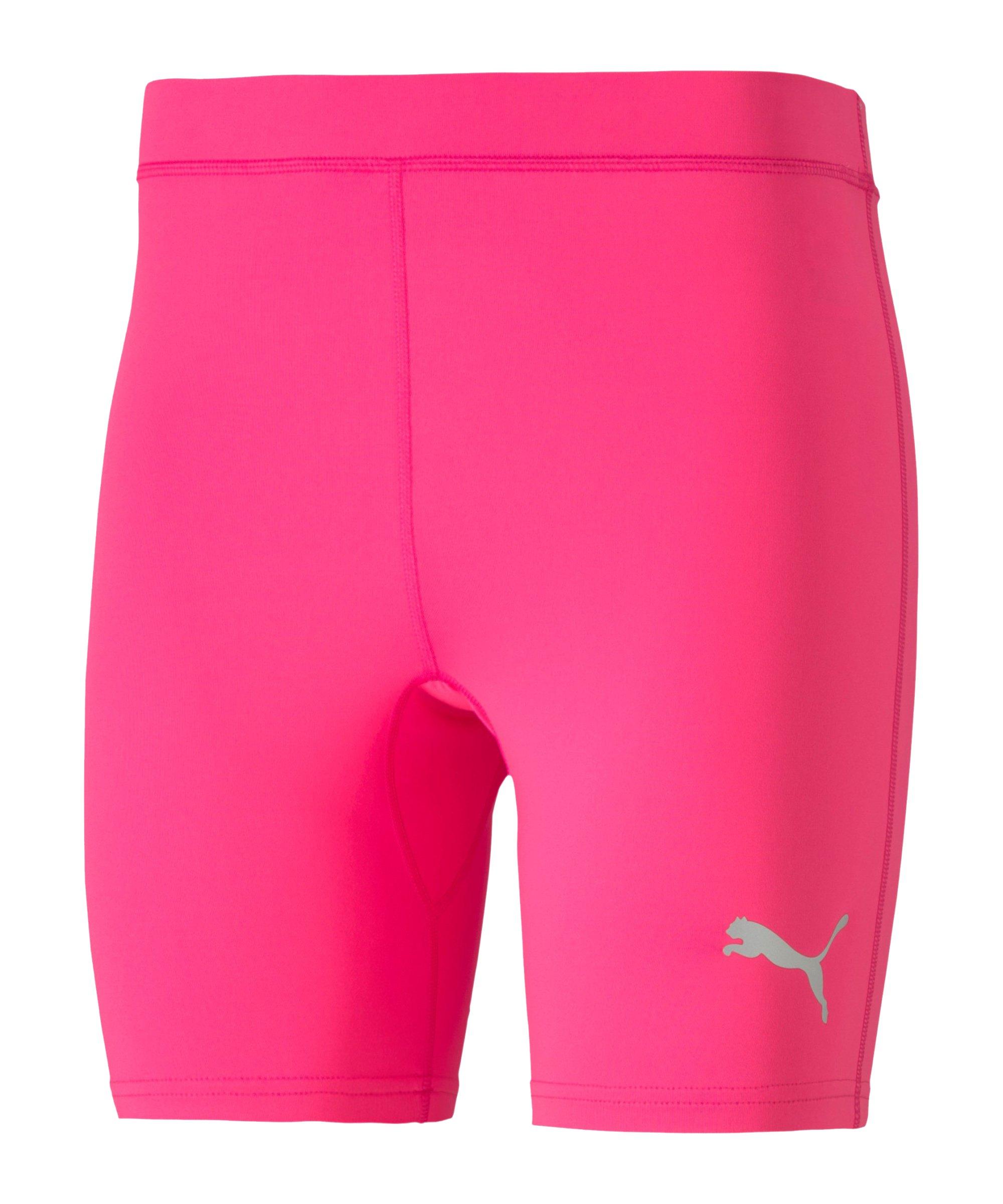 PUMA LIGA Baselayer Short Pink F31 - pink