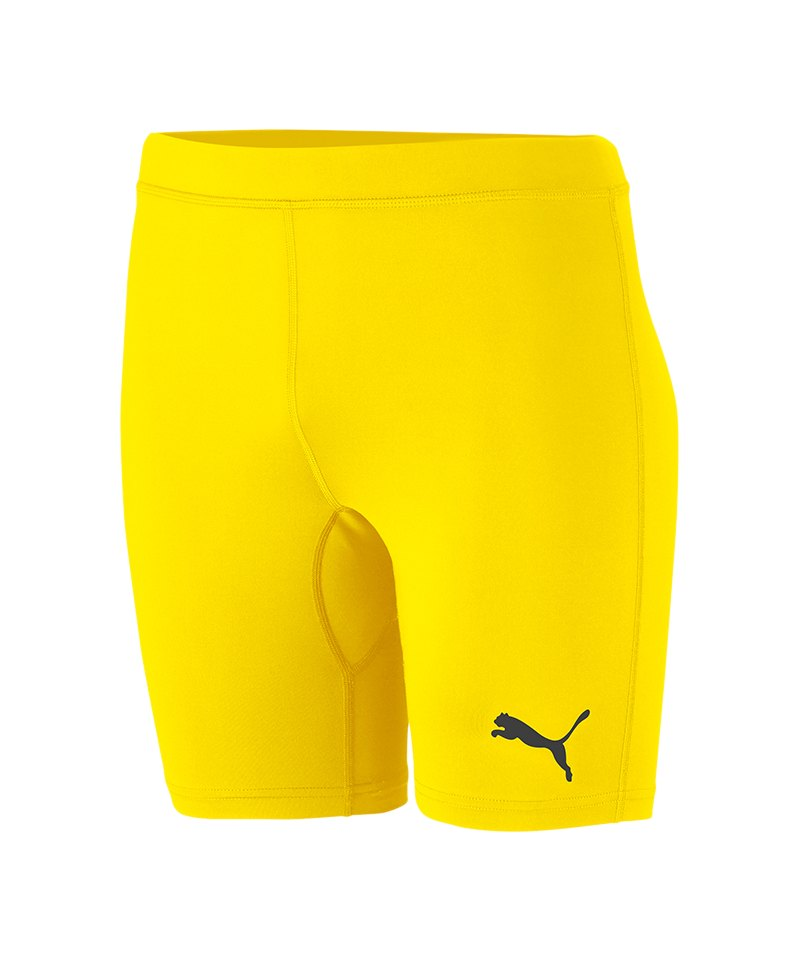 PUMA LIGA Baselayer Short Kids Gelb F06 - gelb
