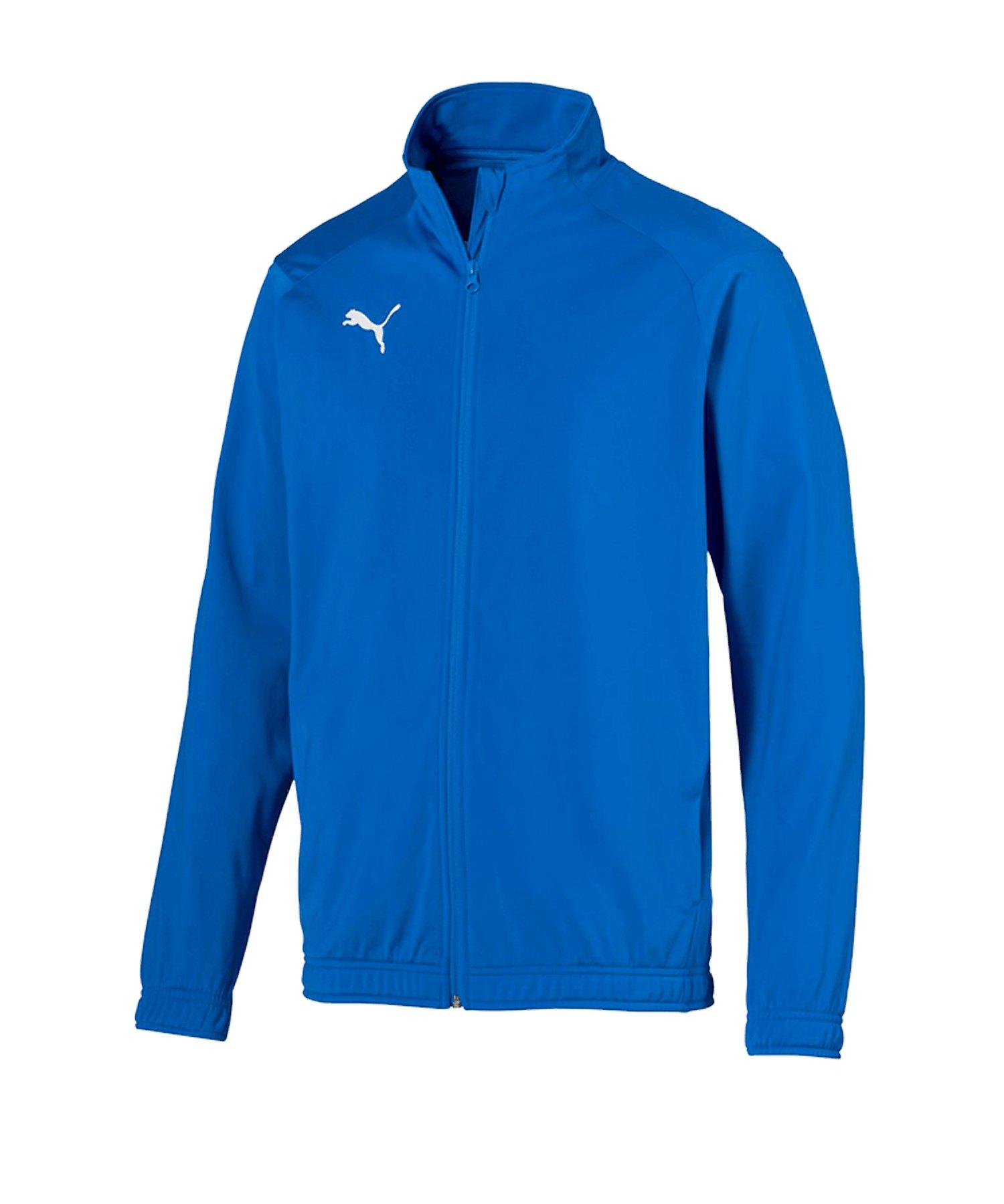 PUMA LIGA Sideline Polyesterjacke Blau F02 - blau