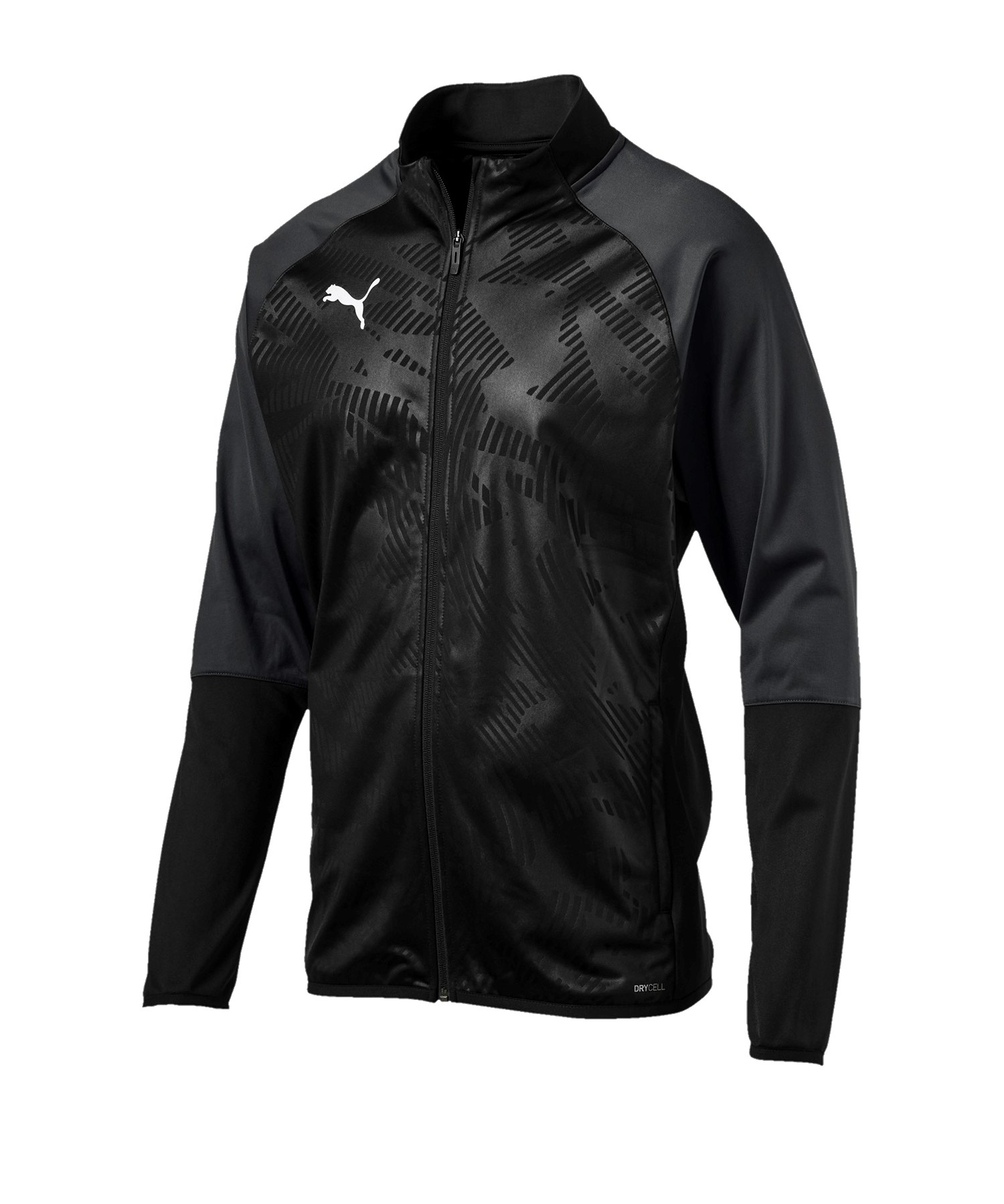 PUMA CUP Training Poly Jacket Core Schwarz F03 - schwarz