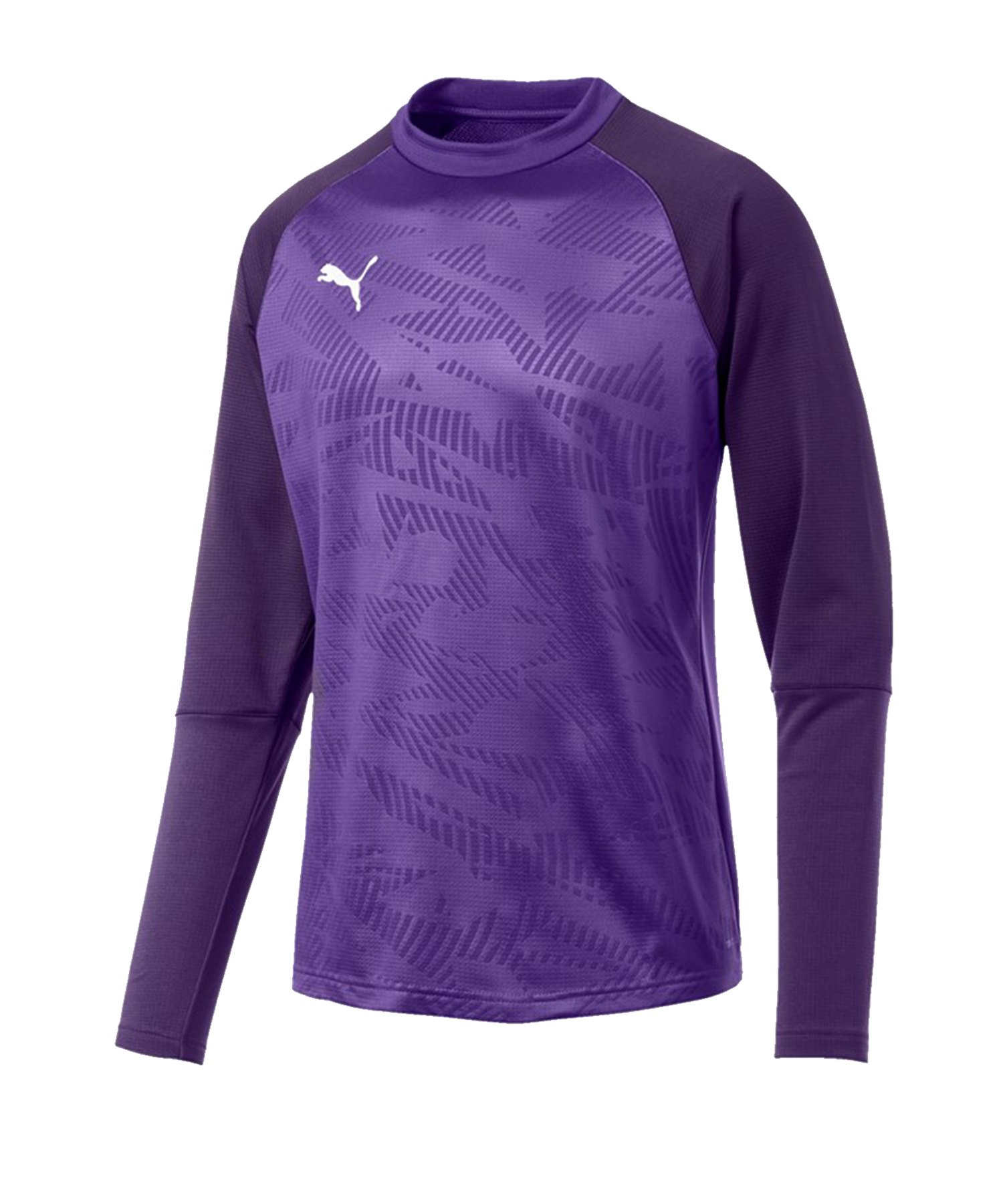 PUMA CUP Training Core Sweatshirt Lila F10 - lila