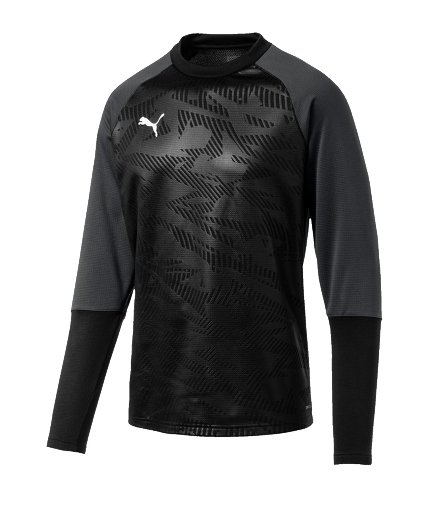 PUMA CUP Training Core Sweatshirt Schwarz F03 - schwarz