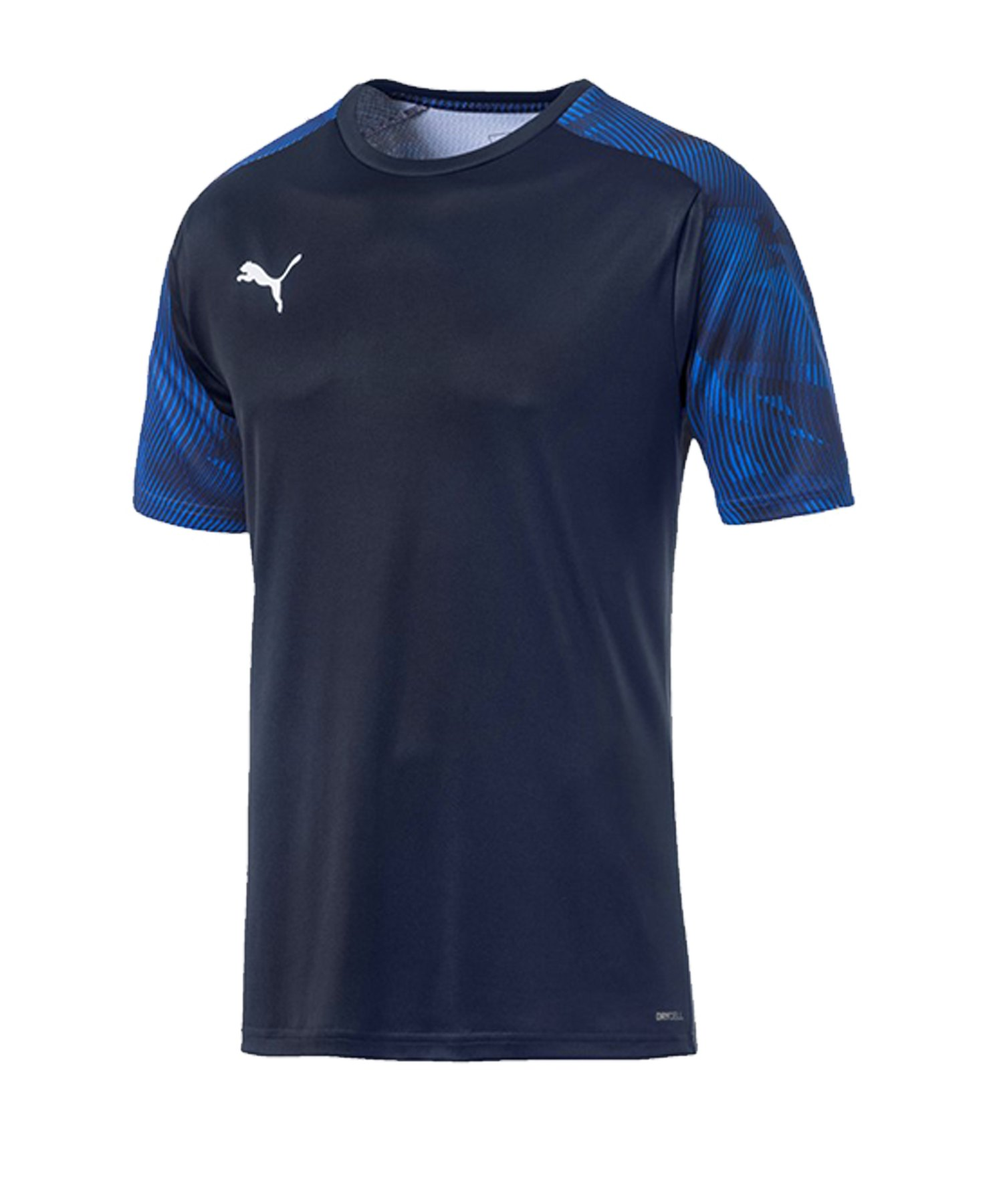 PUMA CUP Training T-Shirt Blau F02 - lila