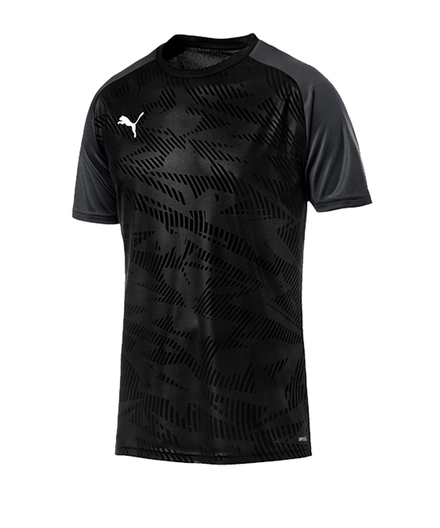 PUMA CUP Training Core T-Shirt Schwarz F03 - schwarz