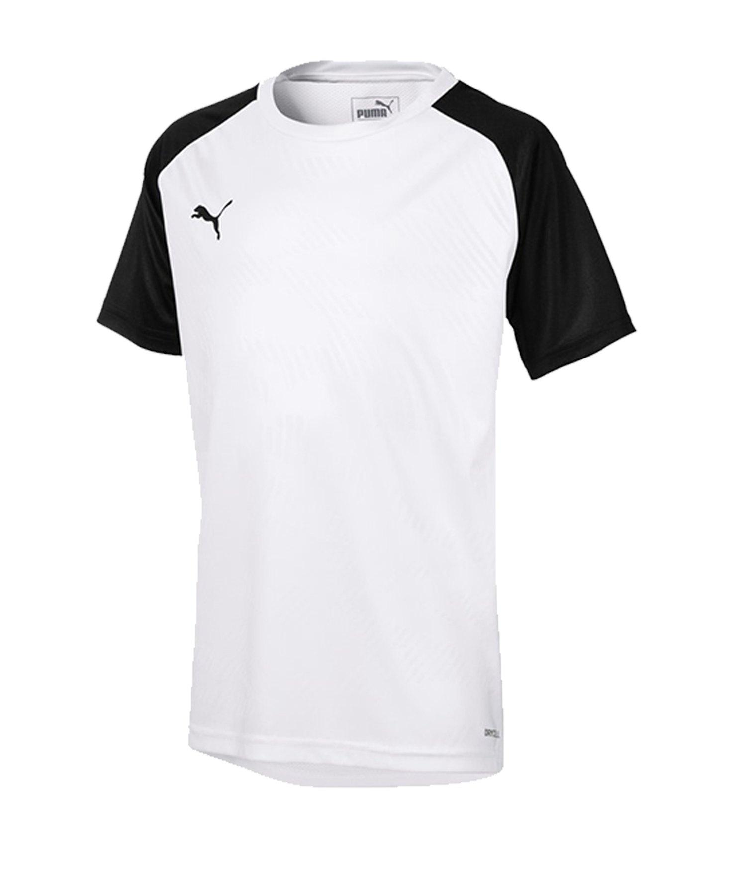 PUMA CUP Training Core T-Shirt Kids Weiss F04 - weiss