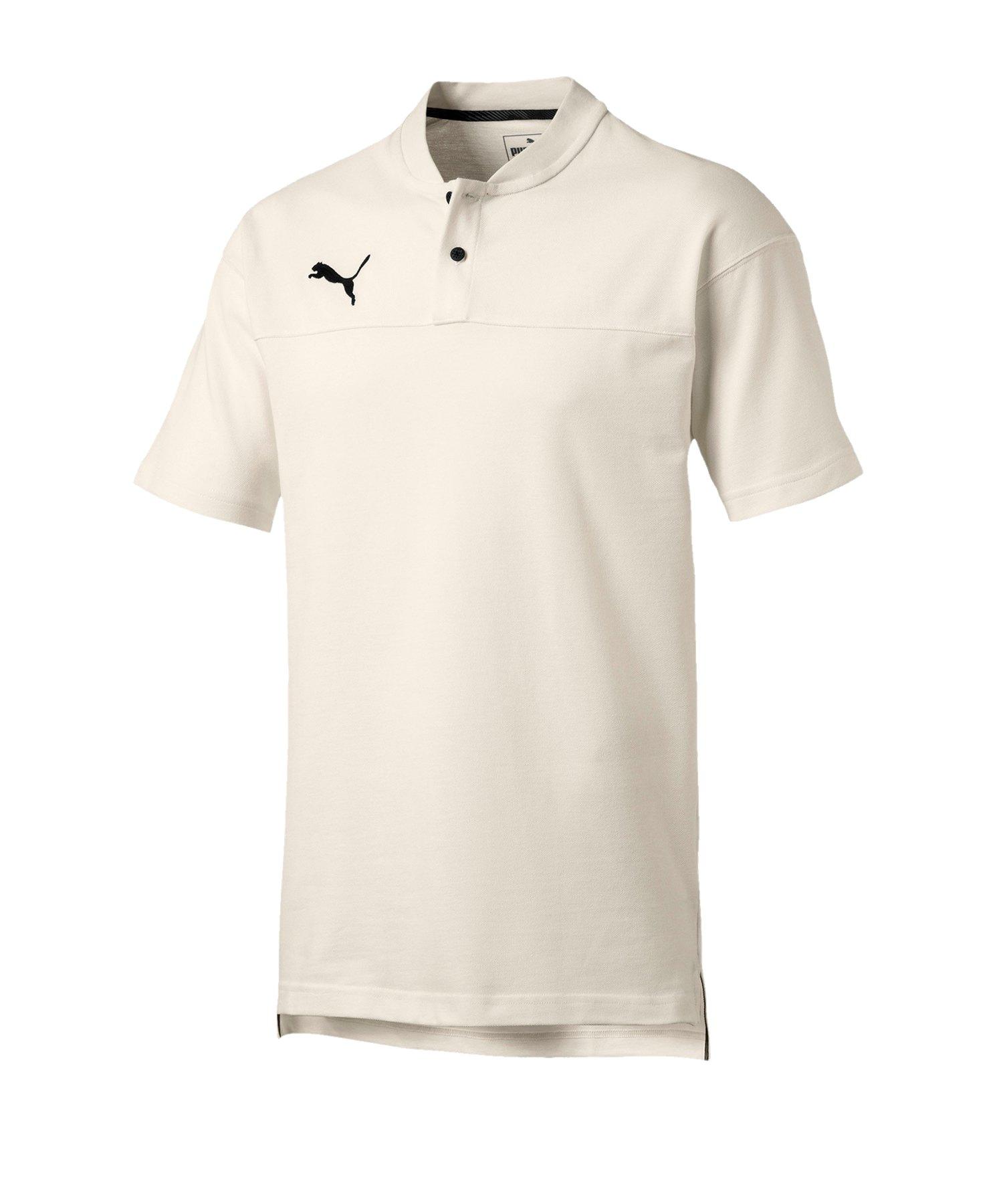PUMA CUP Casual Poloshirt Weiss F04 - weiss