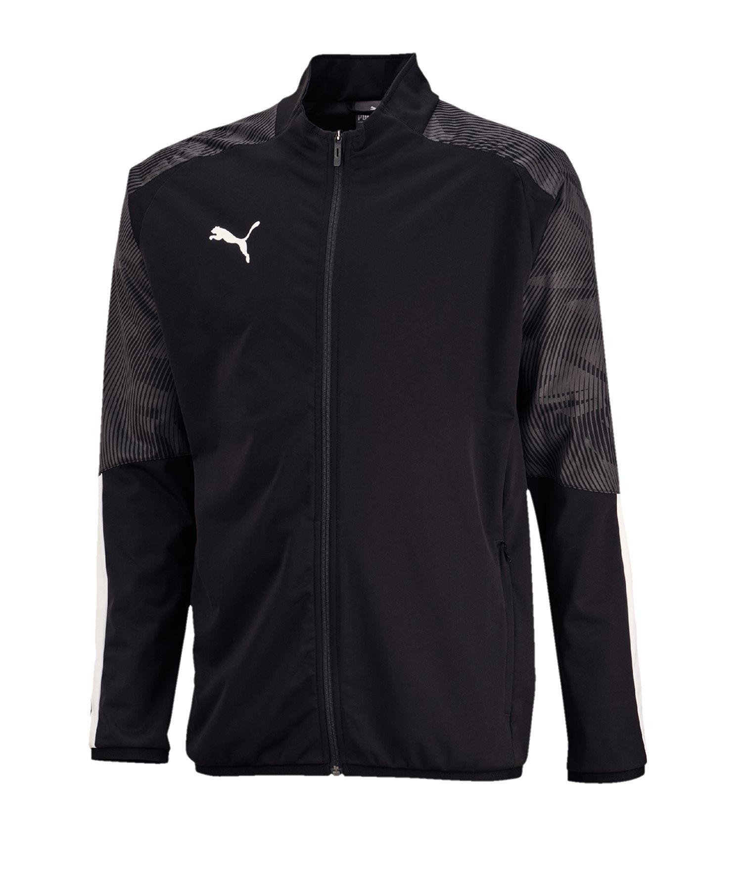 PUMA CUP Sideline Jacket Jacke Schwarz F03 - schwarz