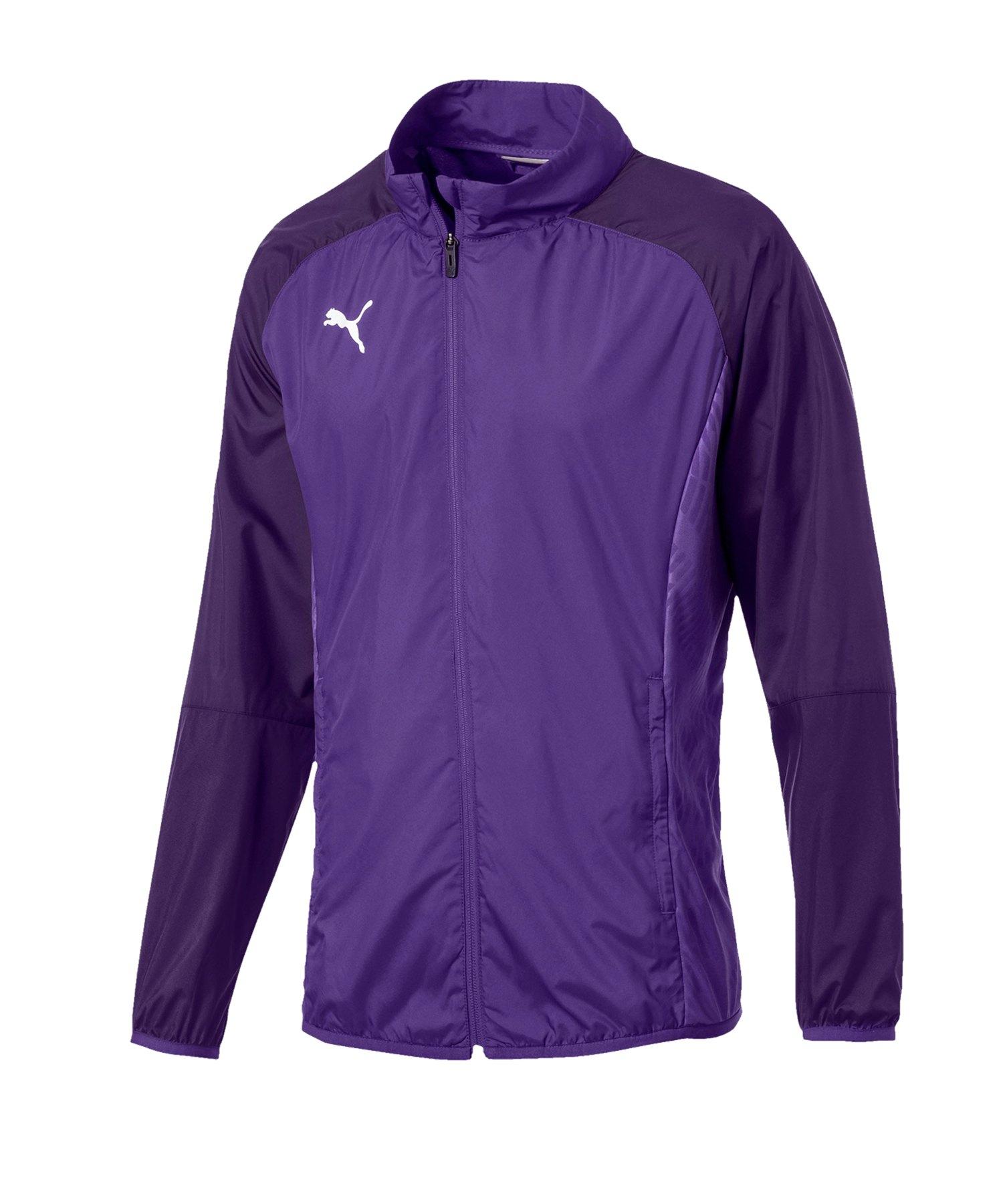 PUMA CUP Sideline Core Woven Jacket Lila F10 - lila