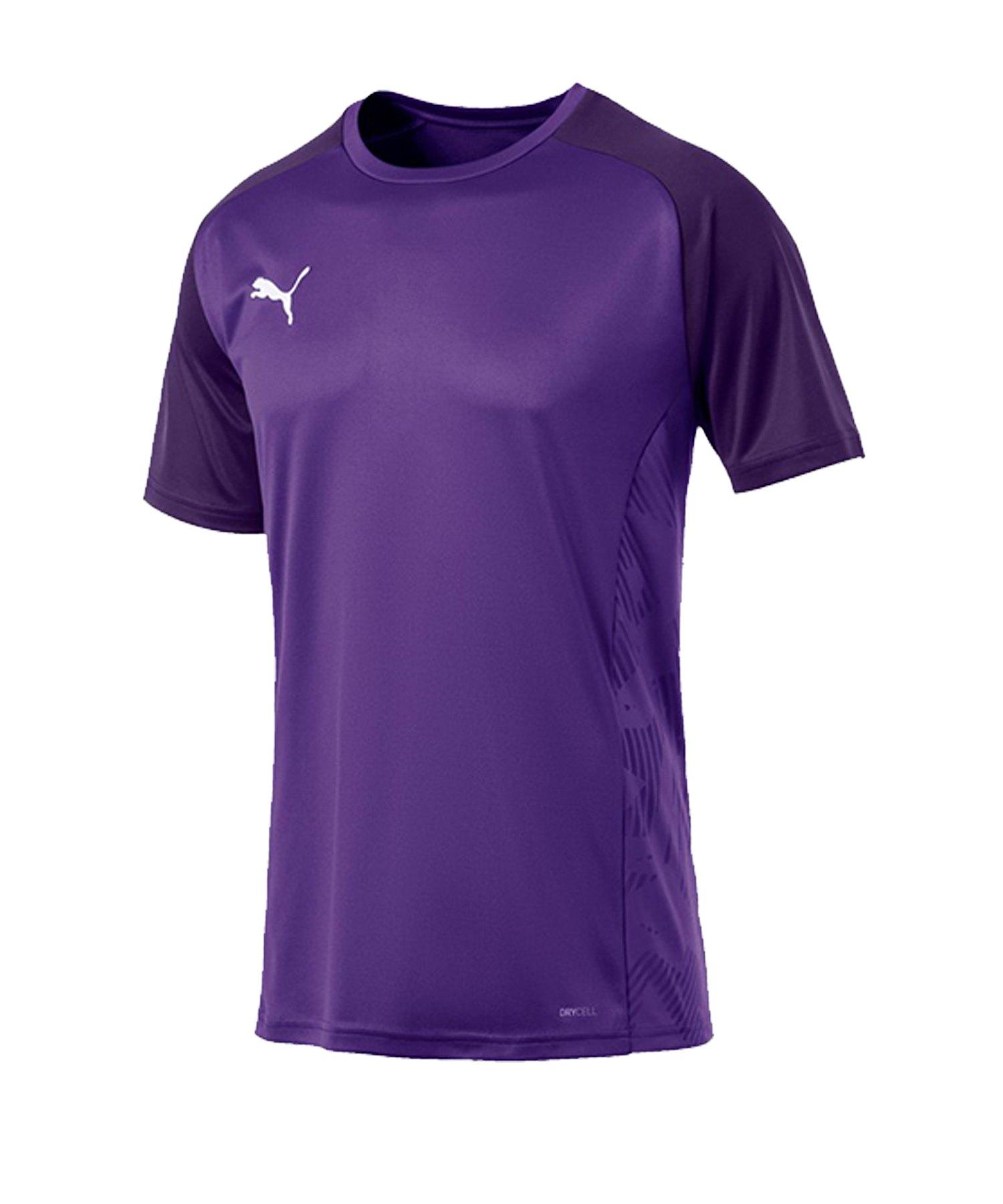 PUMA CUP Sideline Core T-Shirt Lila F10 - lila