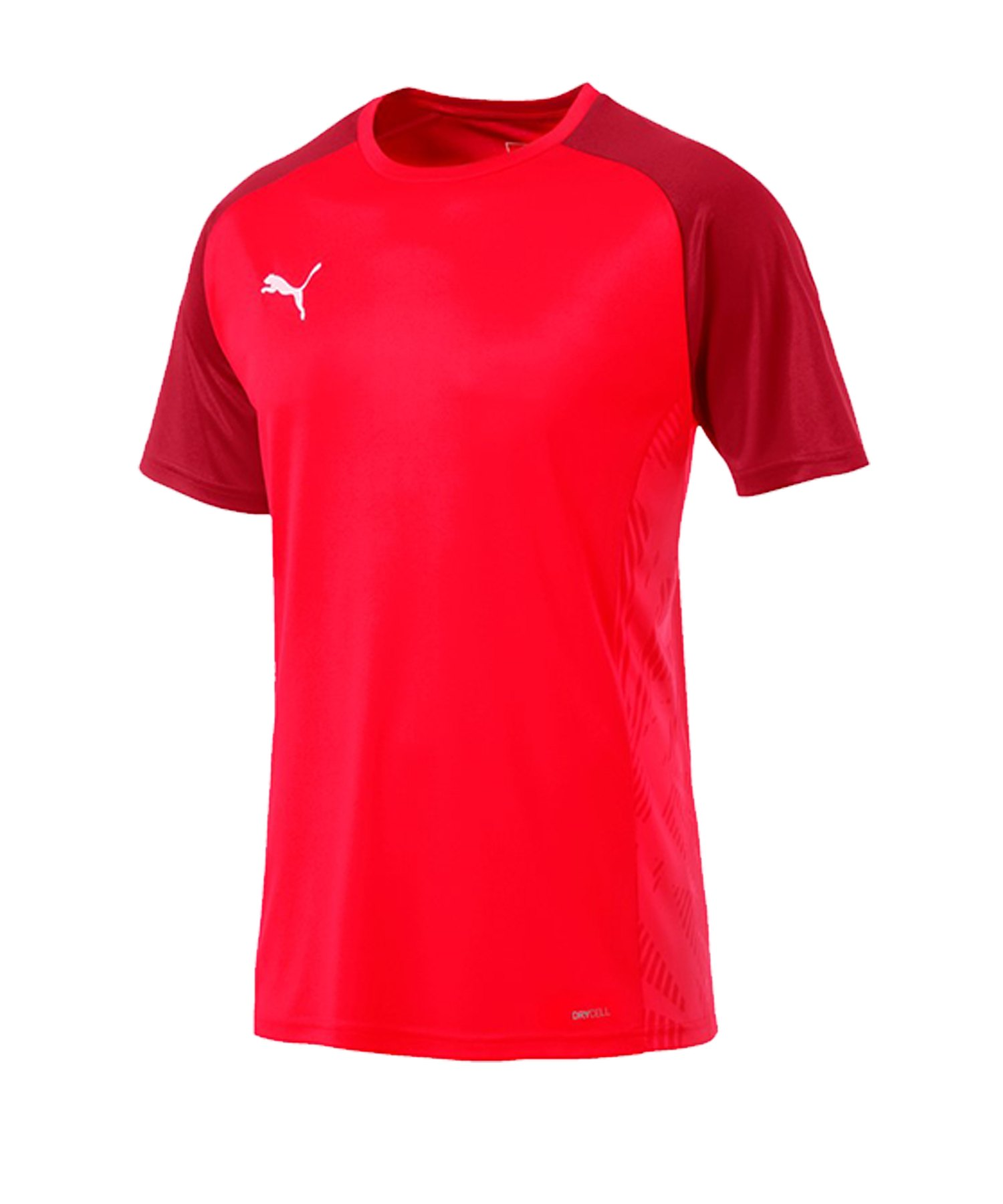 PUMA CUP Sideline Core T-Shirt Rot F01 - rot