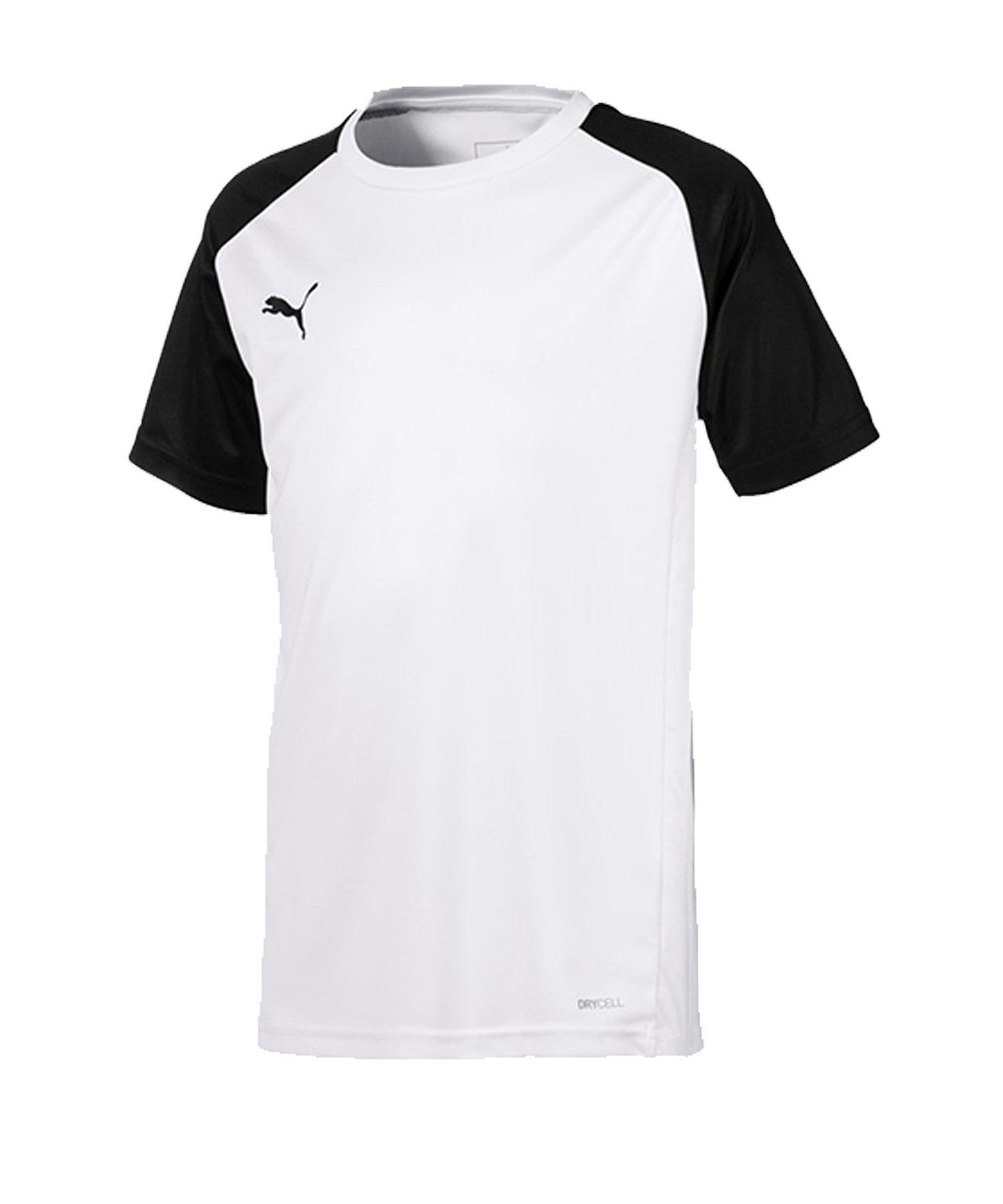 PUMA CUP Sideline Core T-Shirt Kids Weiss F04 - weiss
