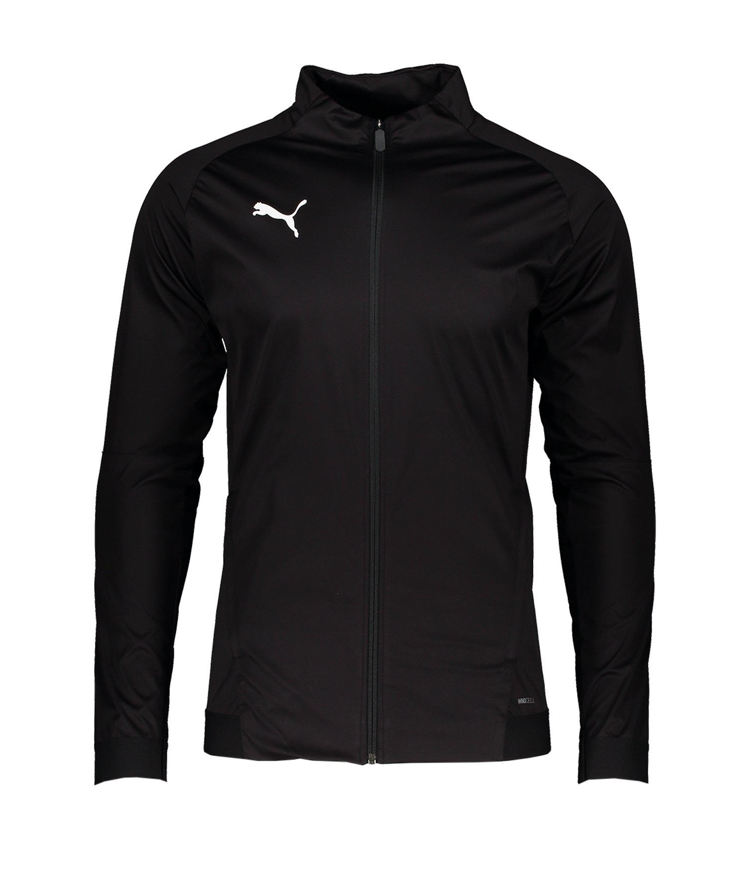 PUMA LIGA Sideline Softshell Jacket Jacke F03 - schwarz