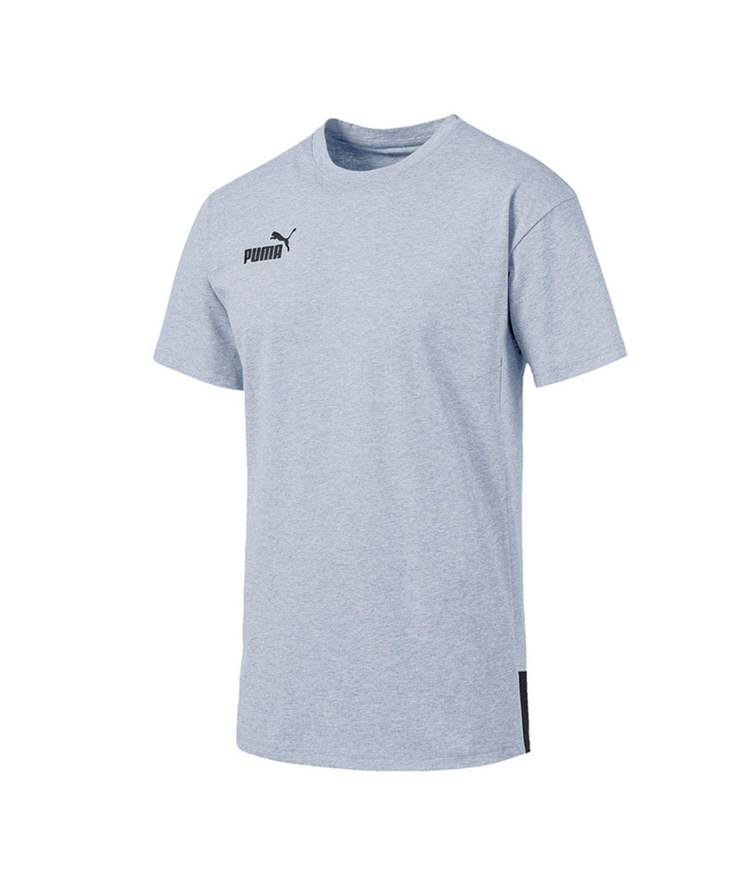 PUMA ftblNXT Casuals T-Shirt Grau F01 - grau
