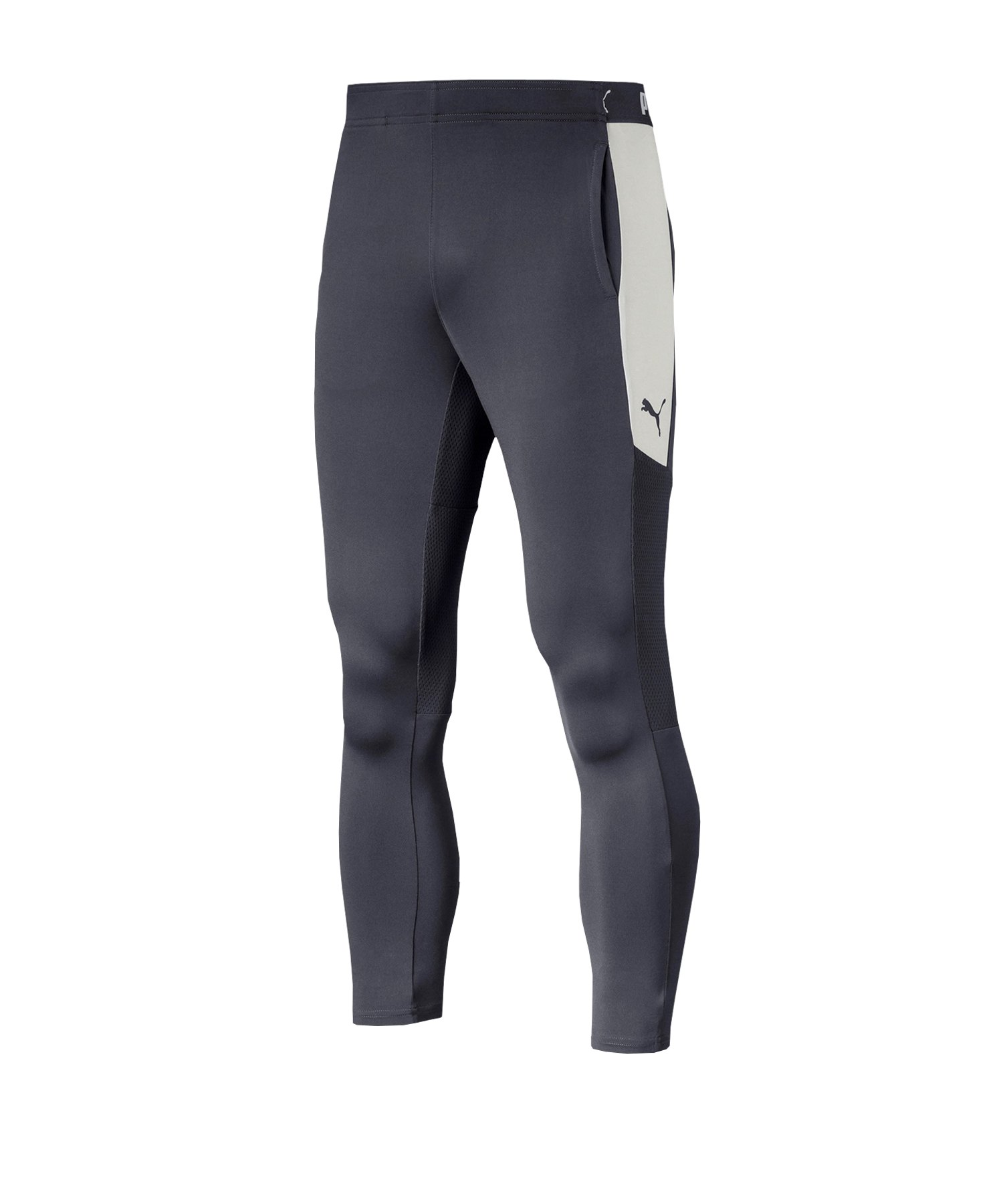 PUMA ftblNXT Pant Jogginghose Grau F02 - Grau