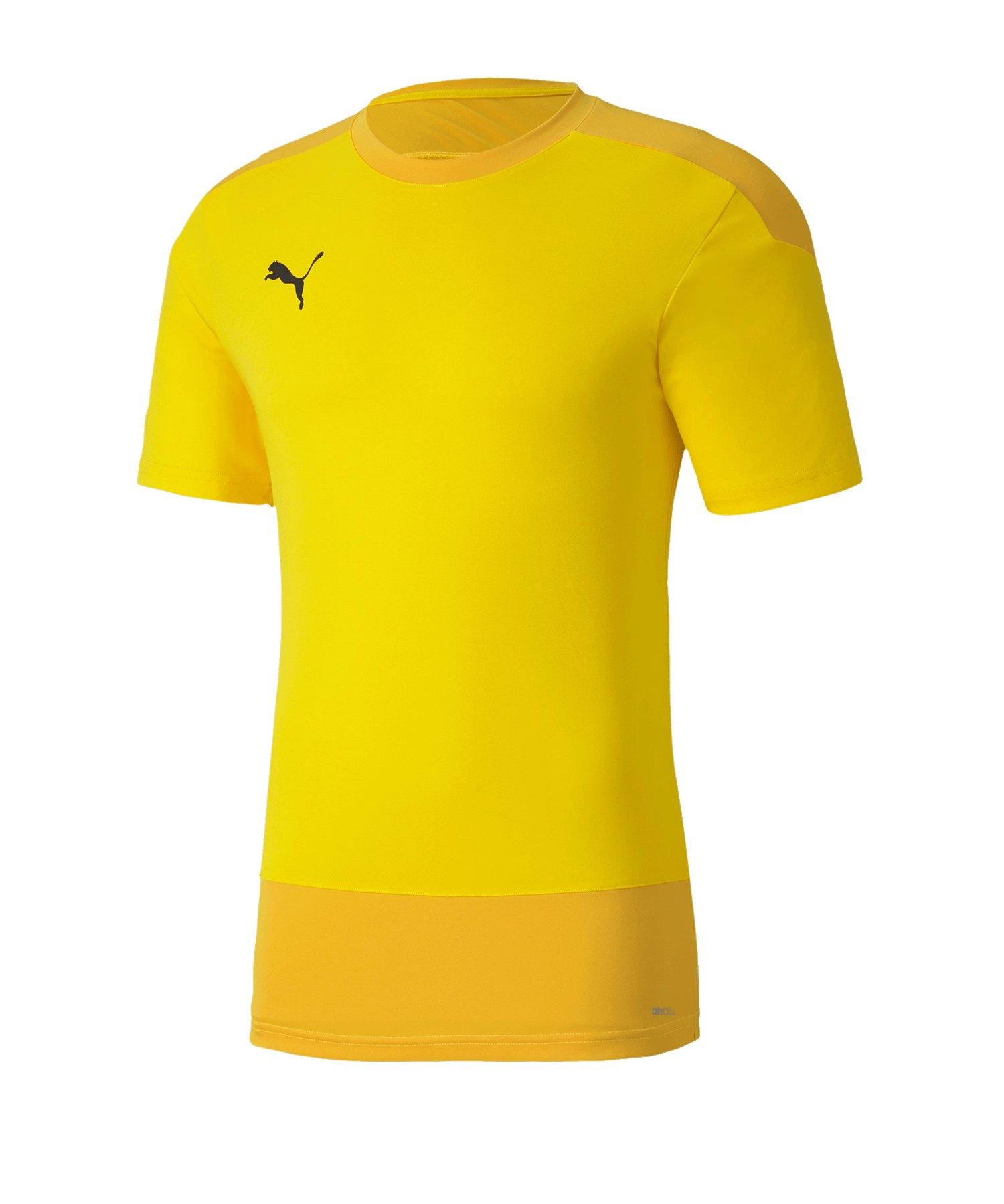 PUMA teamGOAL 23 Training Trikot Gelb F07 - gelb
